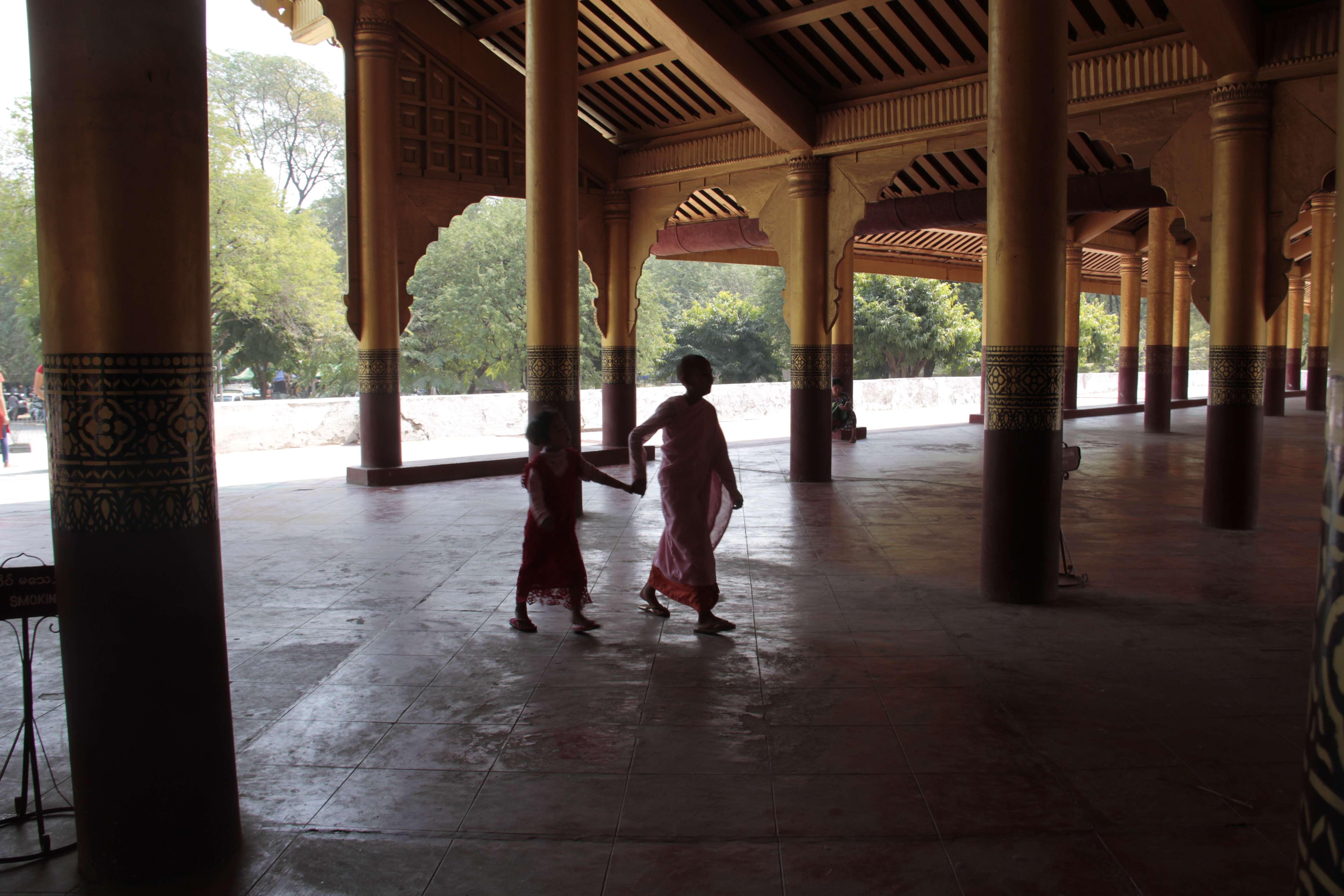 Myanmar fevrier 2019_0862 Mandalay cite imperiale