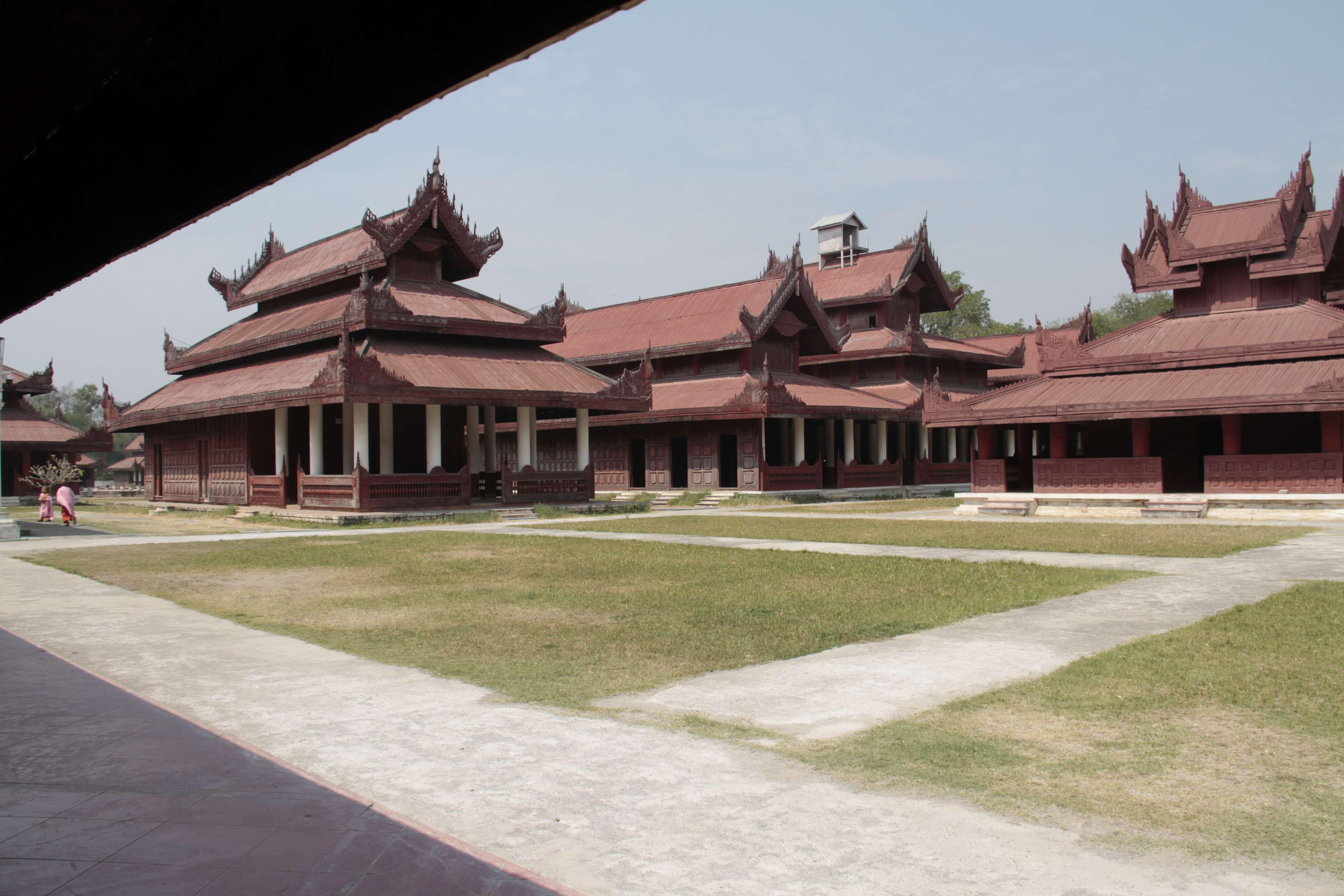 Myanmar fevrier 2019_0865 Mandalay cite imperiale