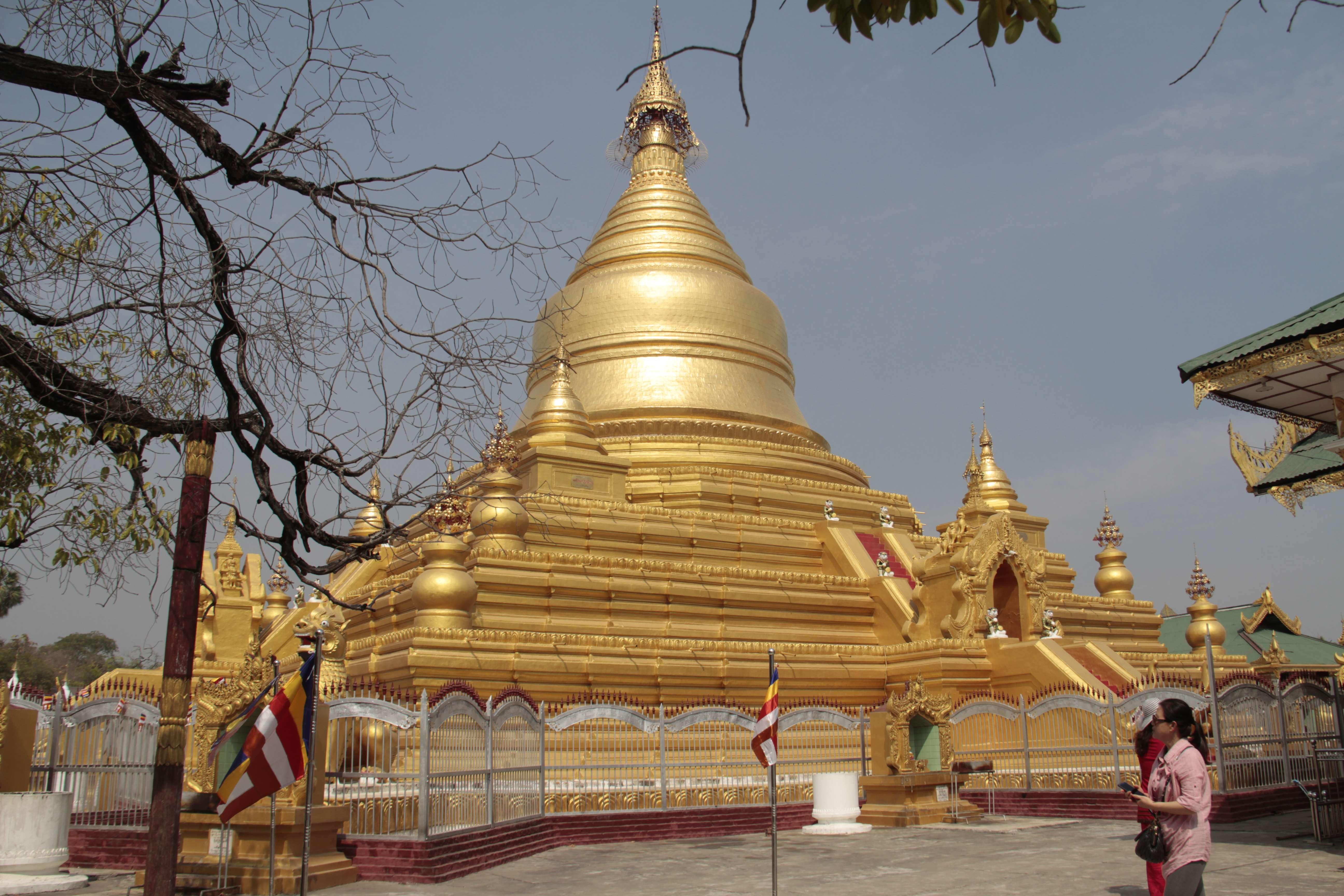 Myanmar fevrier 2019_0881 Mandalay Kuthodaw pagoda