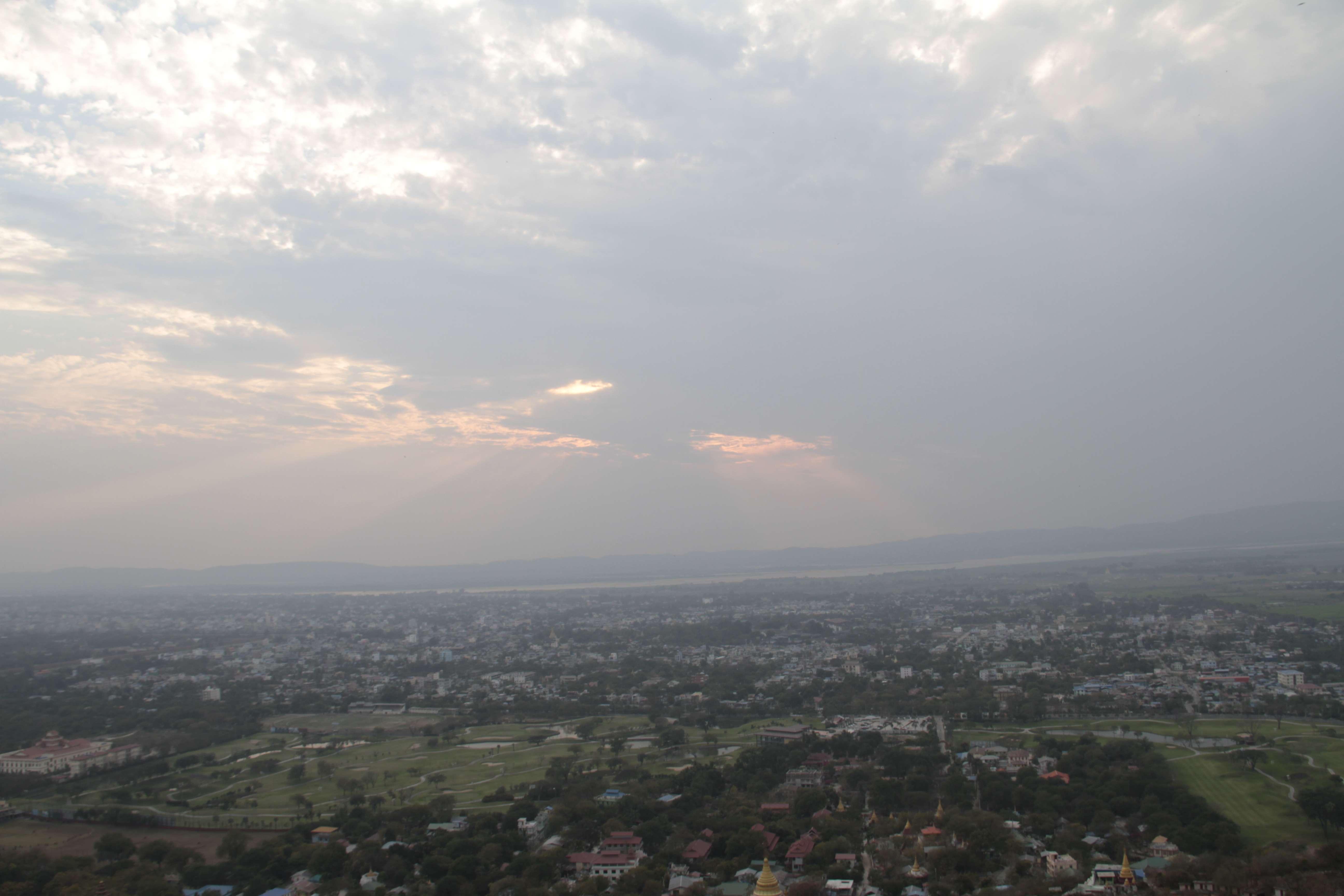 Myanmar fevrier 2019_0927 Mandalay hill