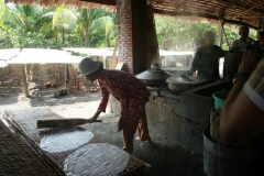20120420_445 Delta du Mekong fabrication galettes de riz