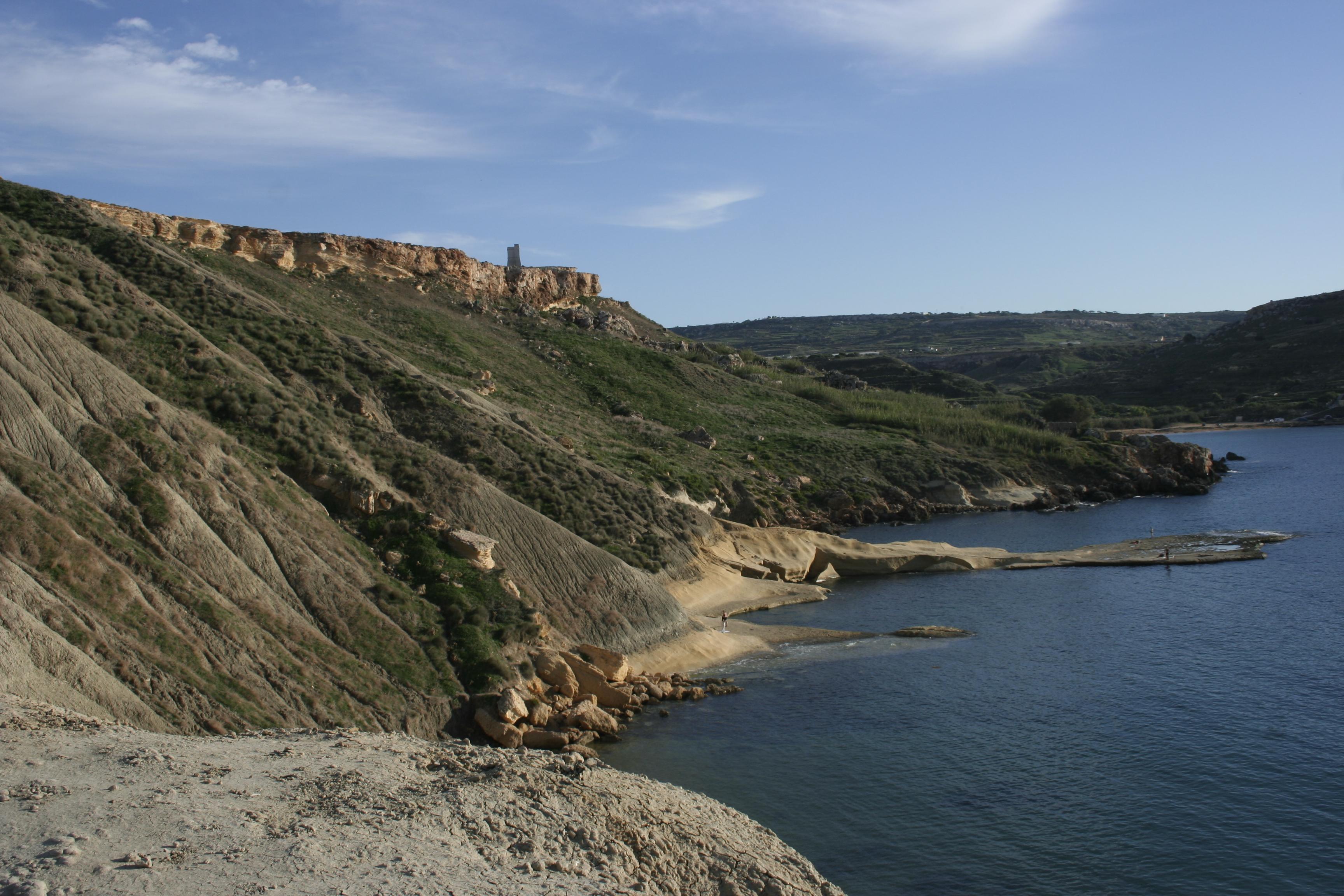 Malte 5122 Għajn Tuffieħa