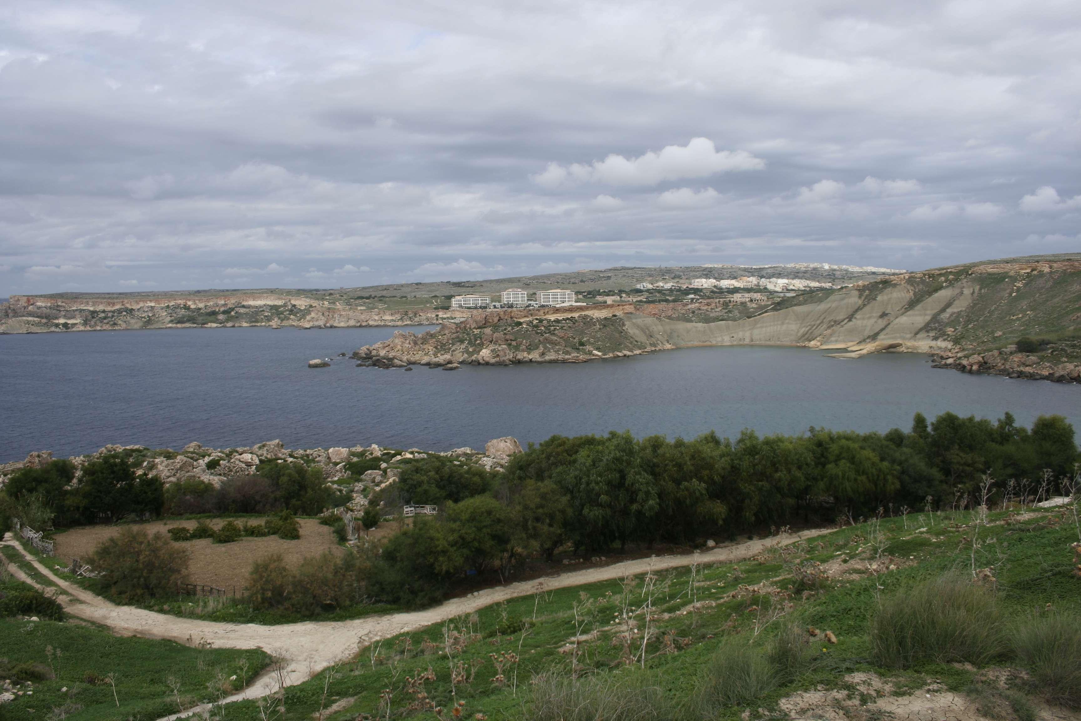 Malte 5336 Gnejna Bay