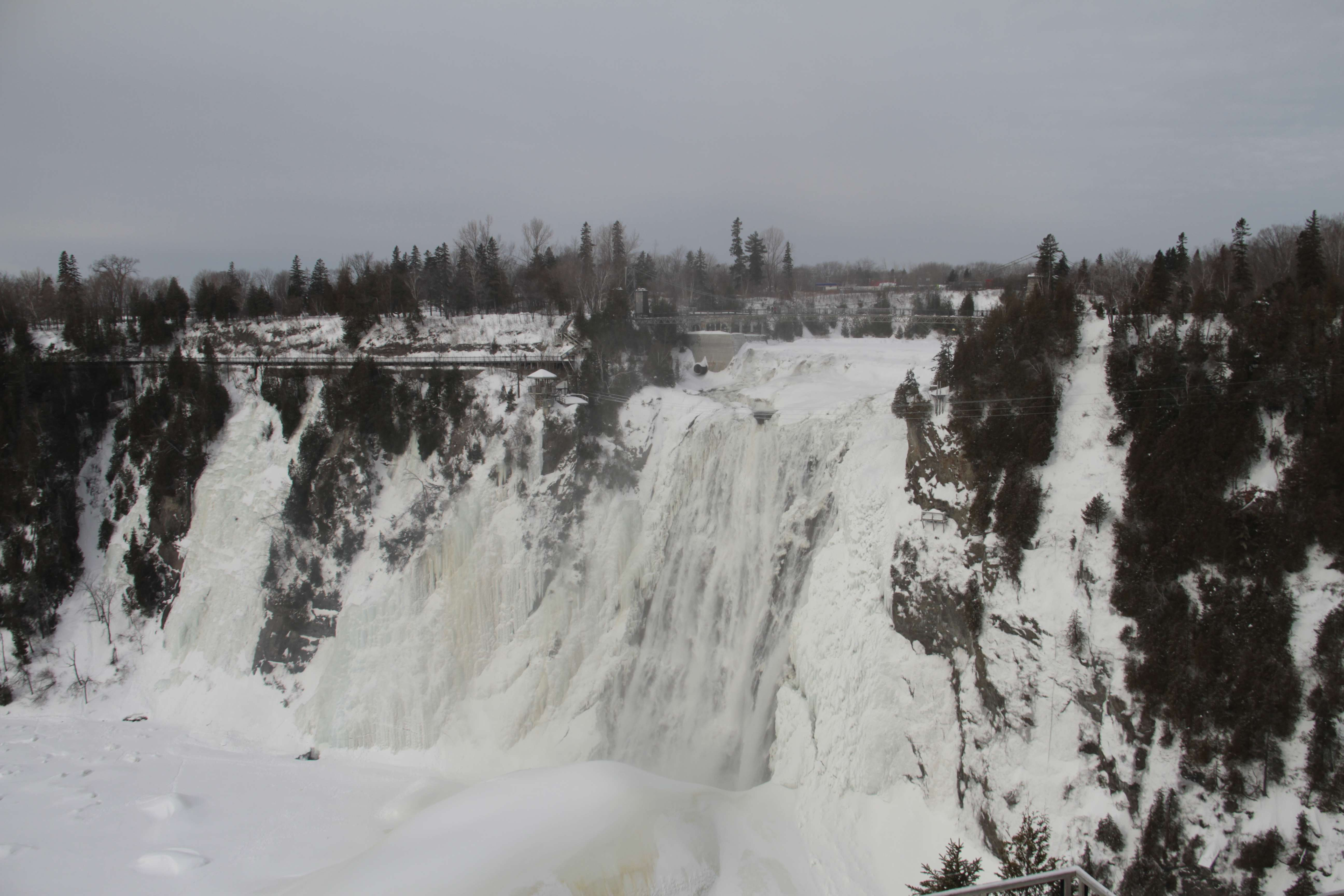 Quebec fevrier 2018_0081 chute Montmorency