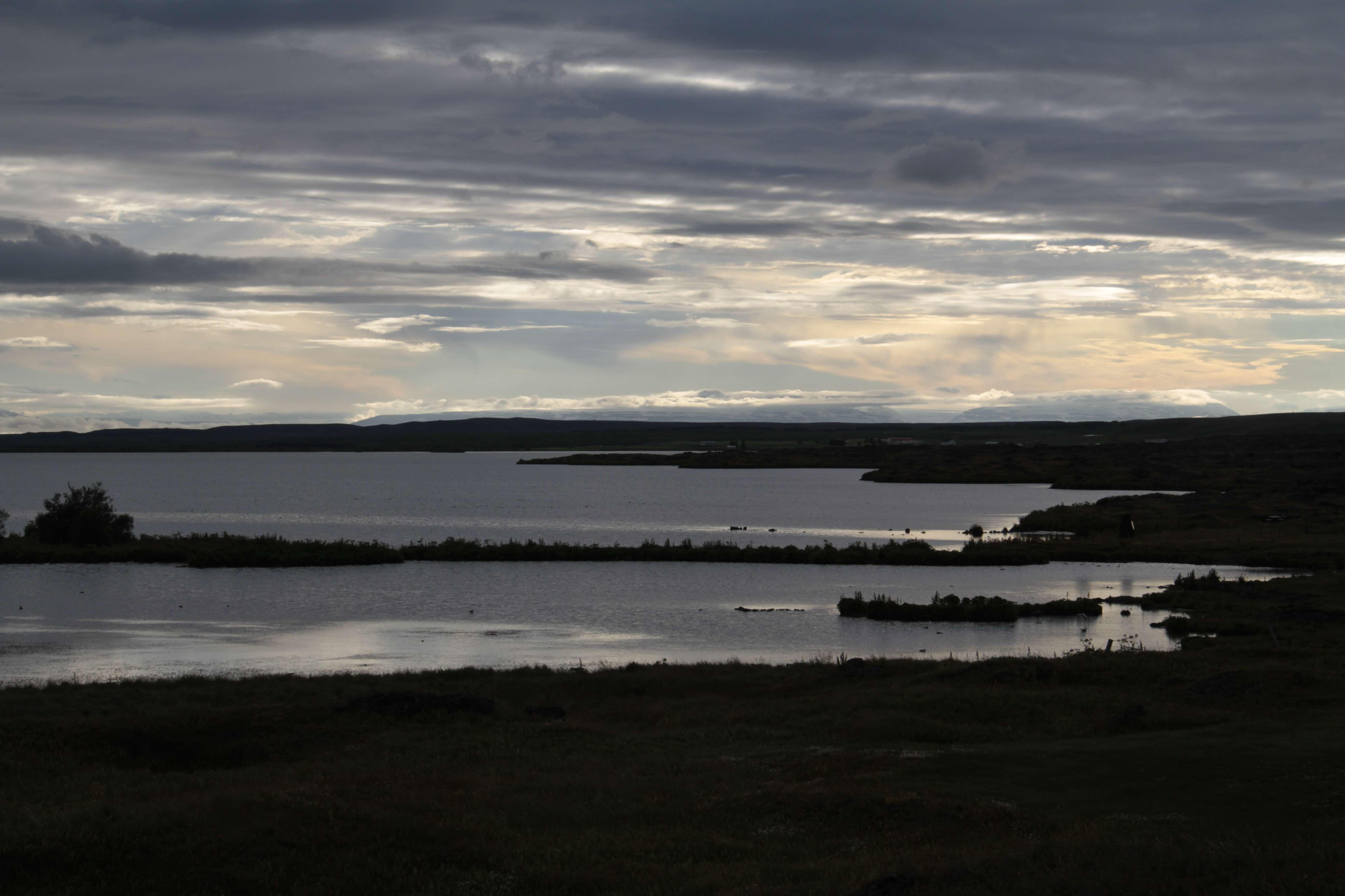 Islande_0362 lac Myvatn 13 juillet