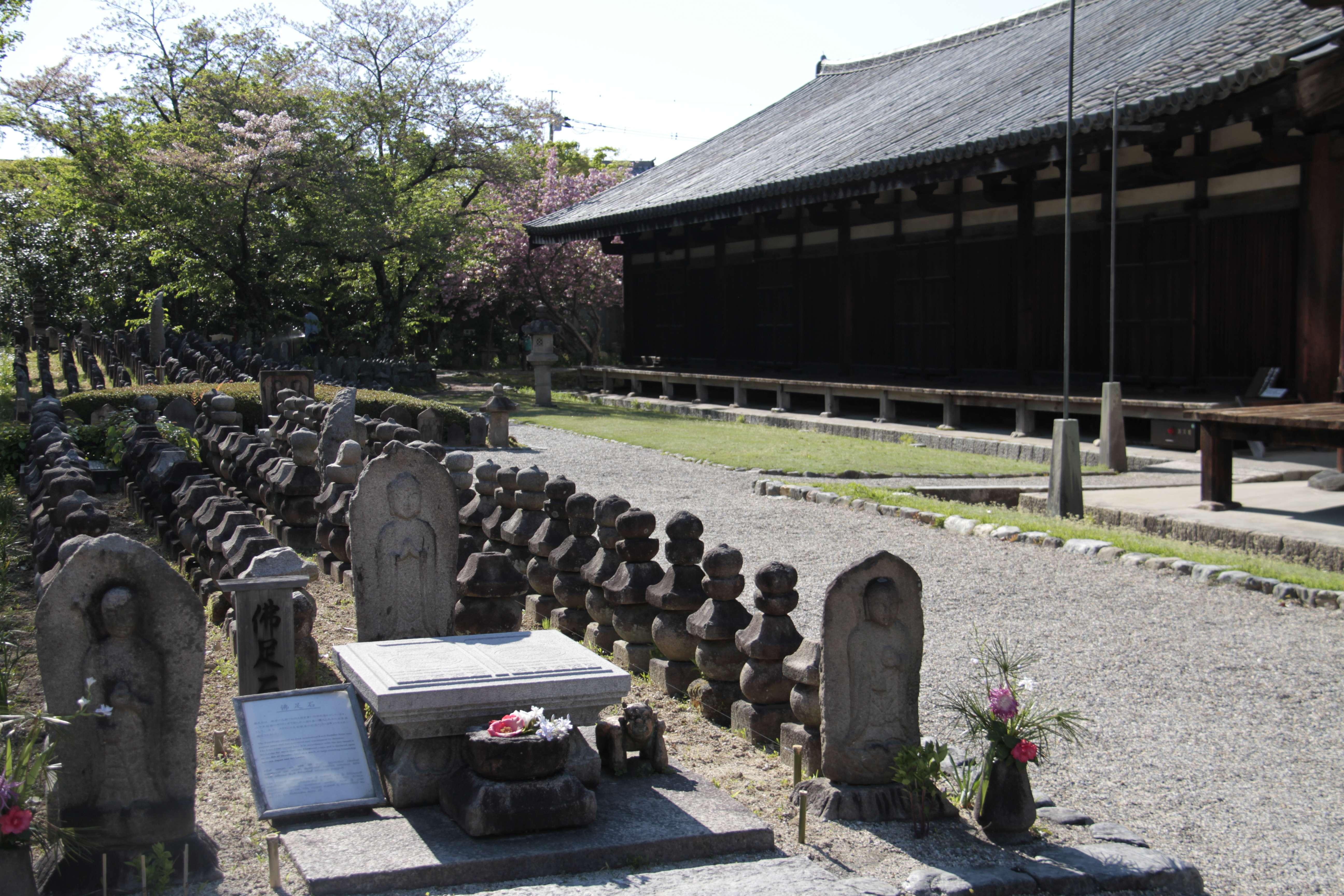 Japon avril 2017_0455 Nara temple bouddhiste Gango ji
