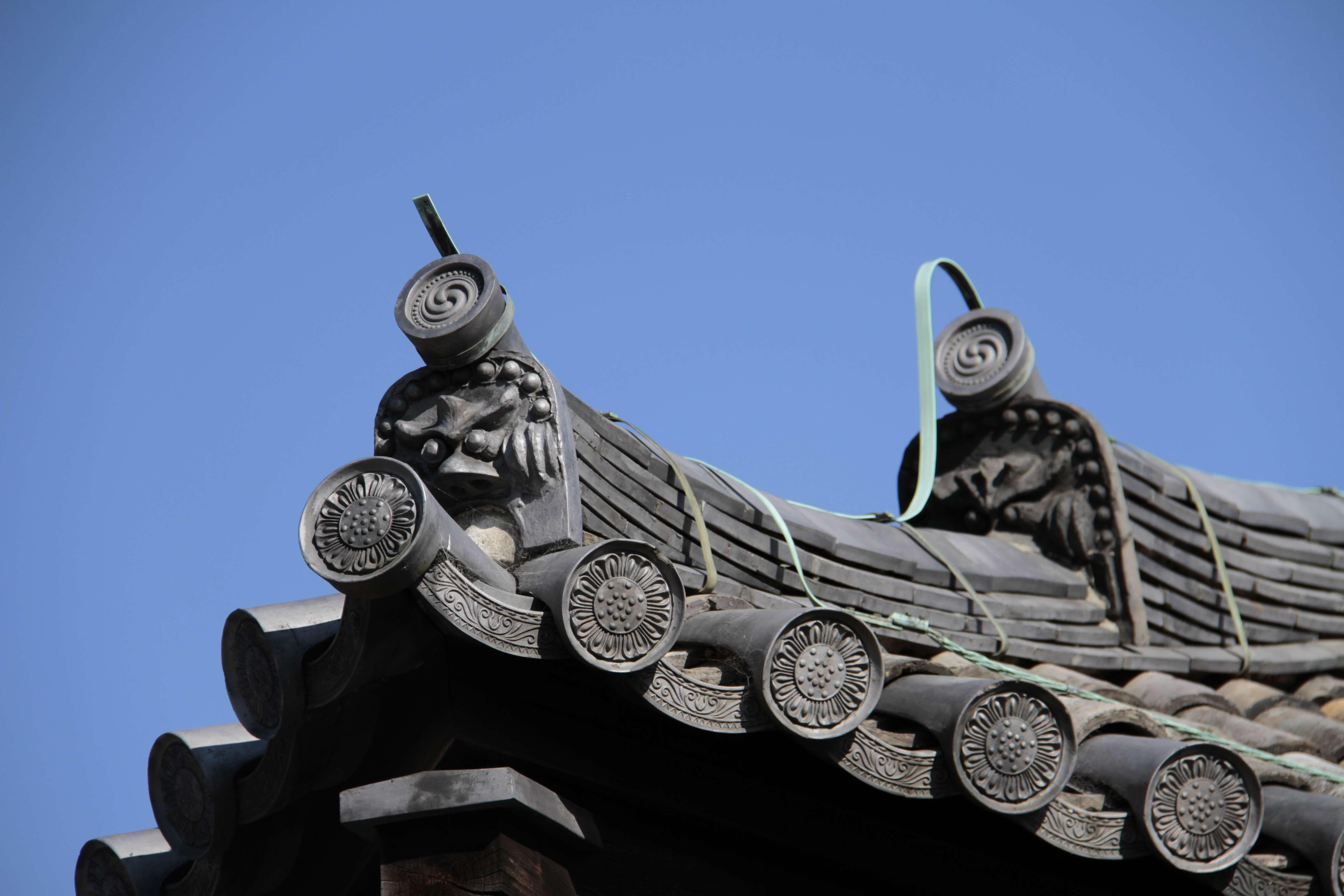 Japon avril 2017_0462 Nara temple bouddhiste Gango ji