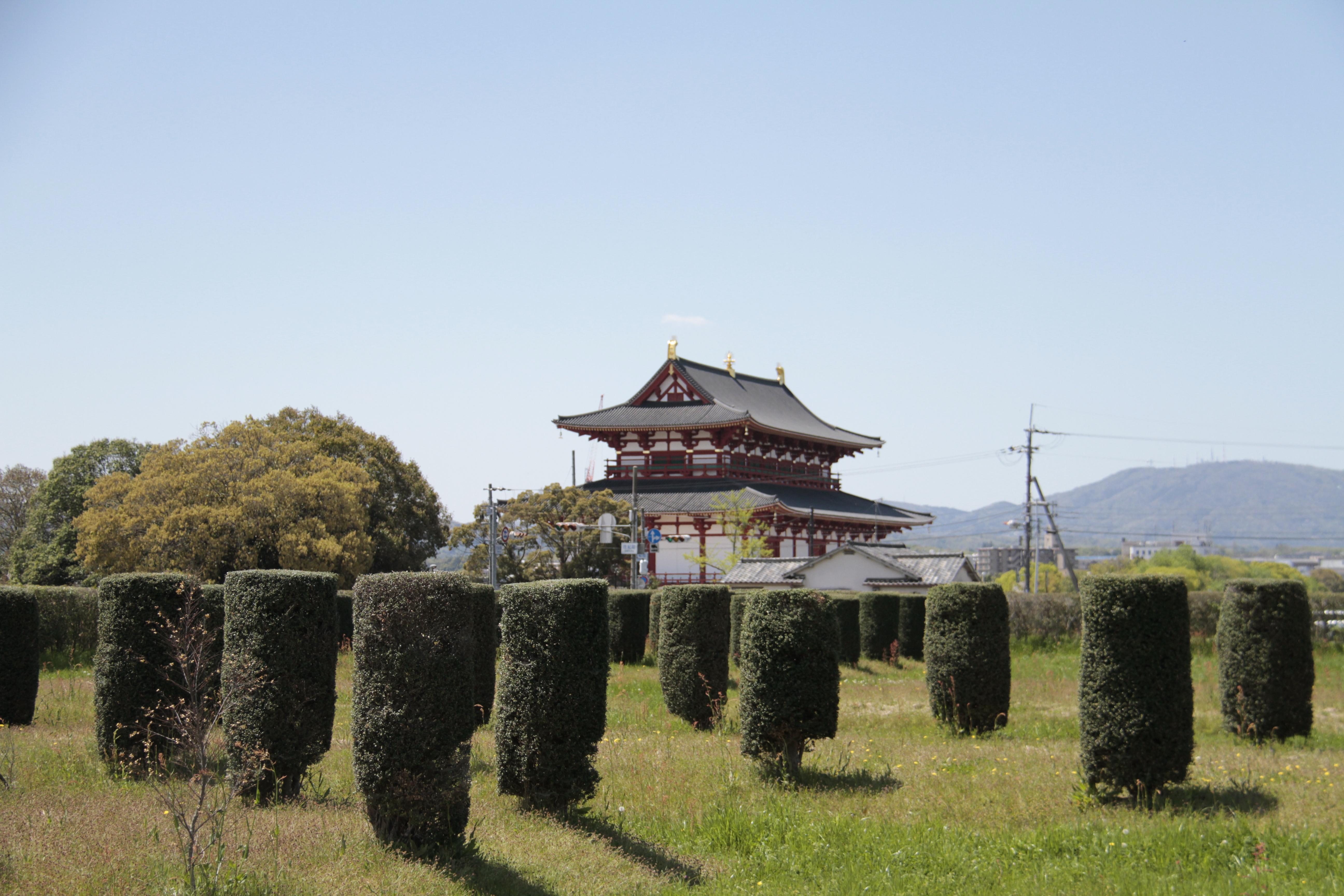 Japon avril 2017_0528 Nara palais Heijō