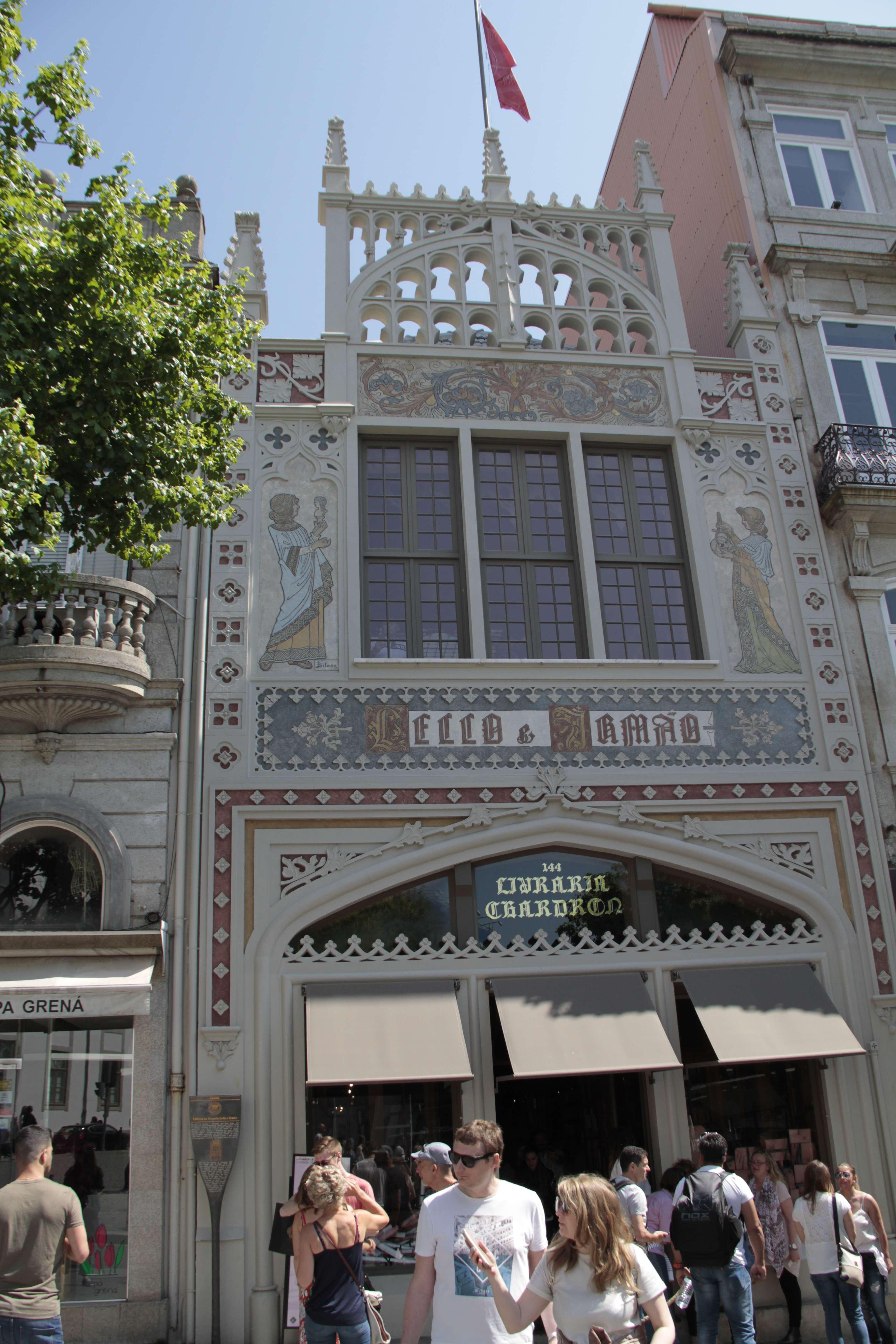 Portugal mai 2018_0024 Porto librairie Lello