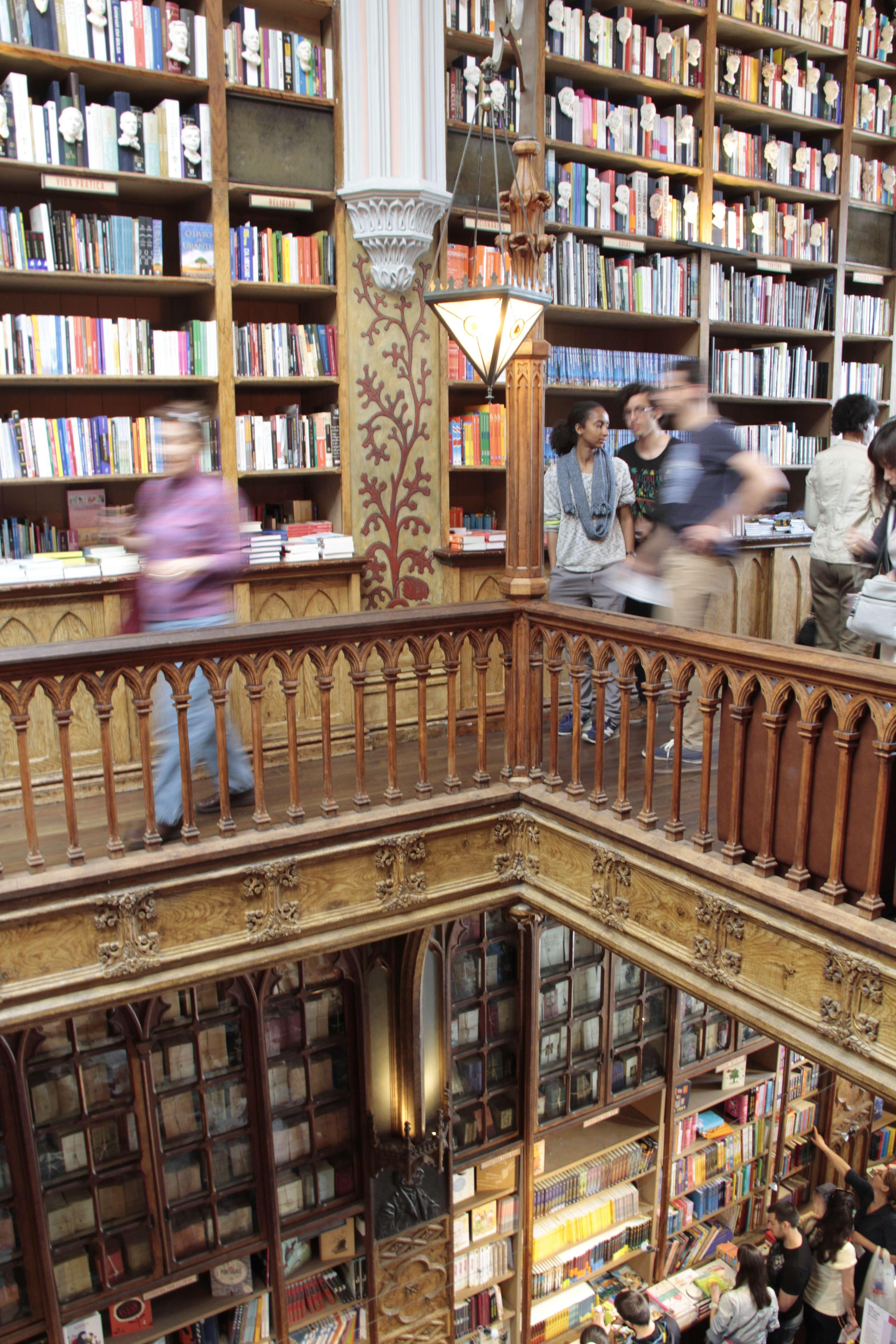 Portugal mai 2018_0105 Porto librairie Lello