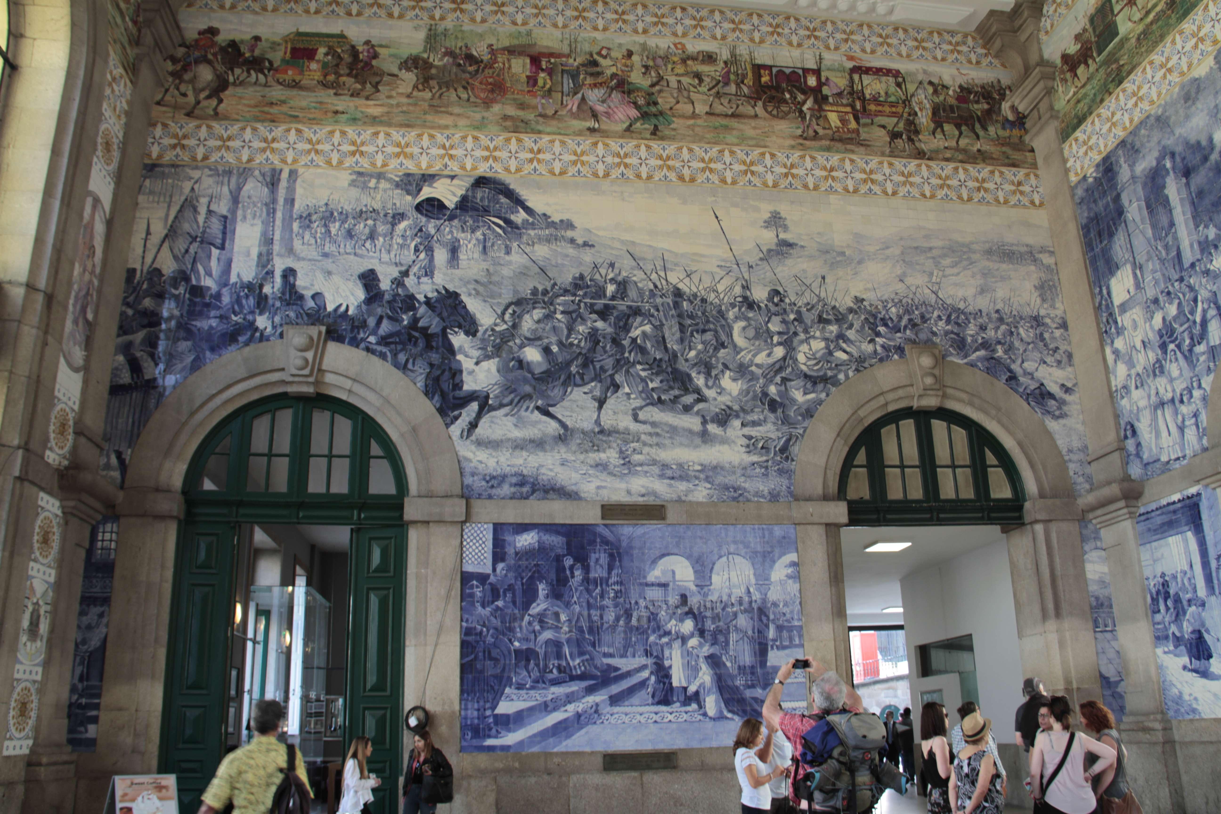 Portugal mai 2018_0066 Porto gare de Sao Bento