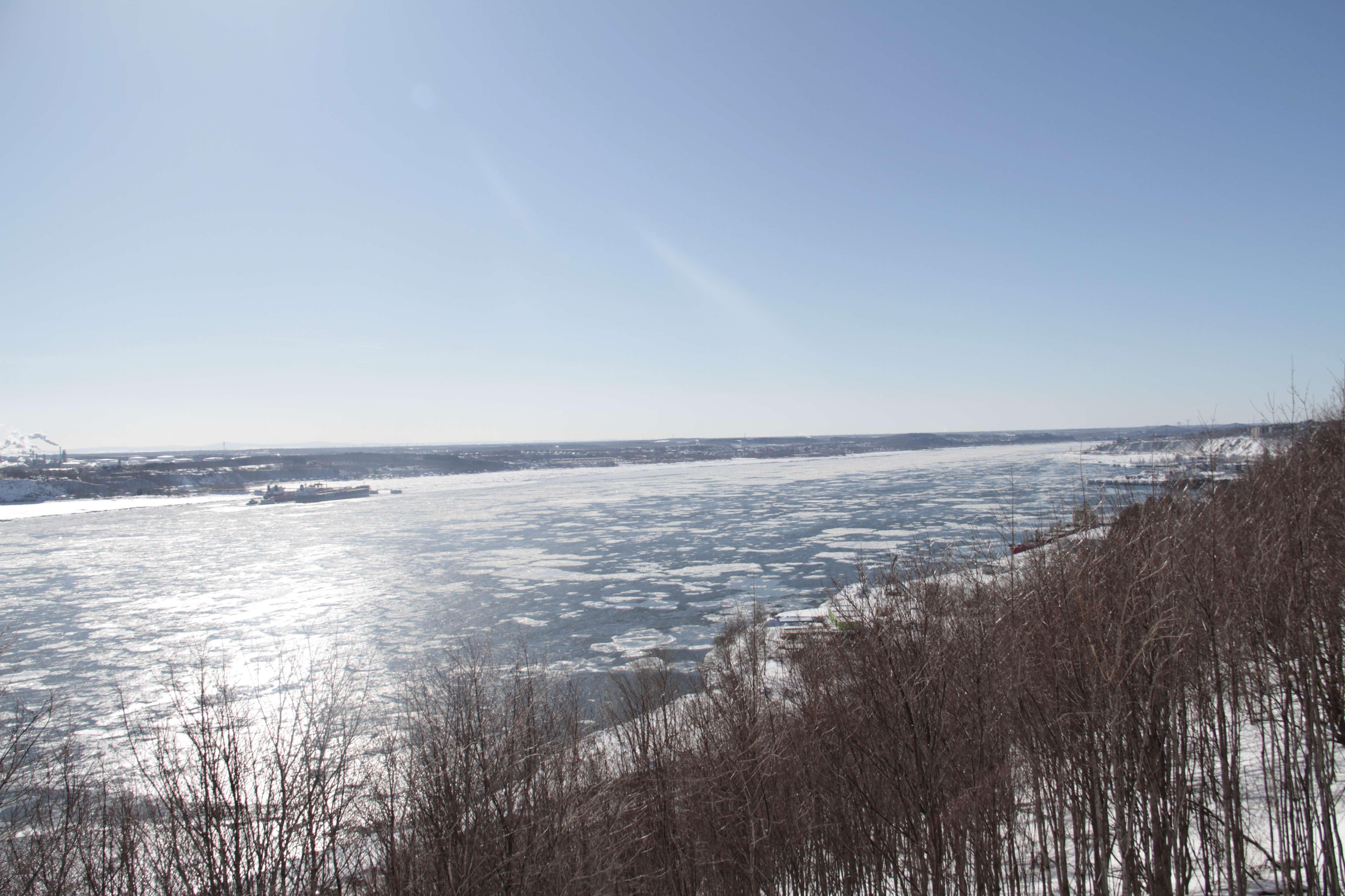 Quebec fevrier 2018_0039 Vieux Quebec promenade des Gouverneurs