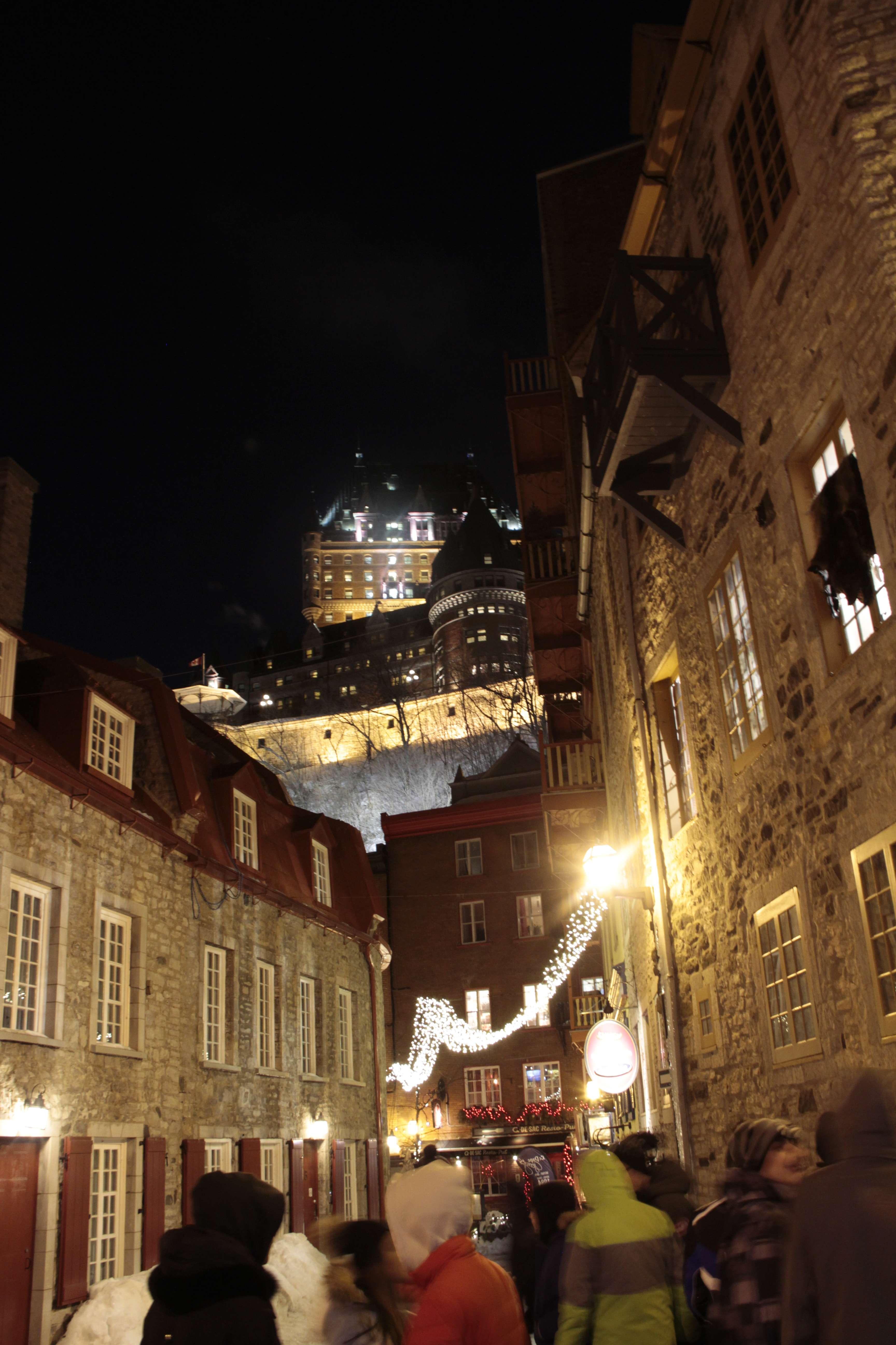 Quebec fevrier 2018_0172 Vieux Quebec Petit Champlain