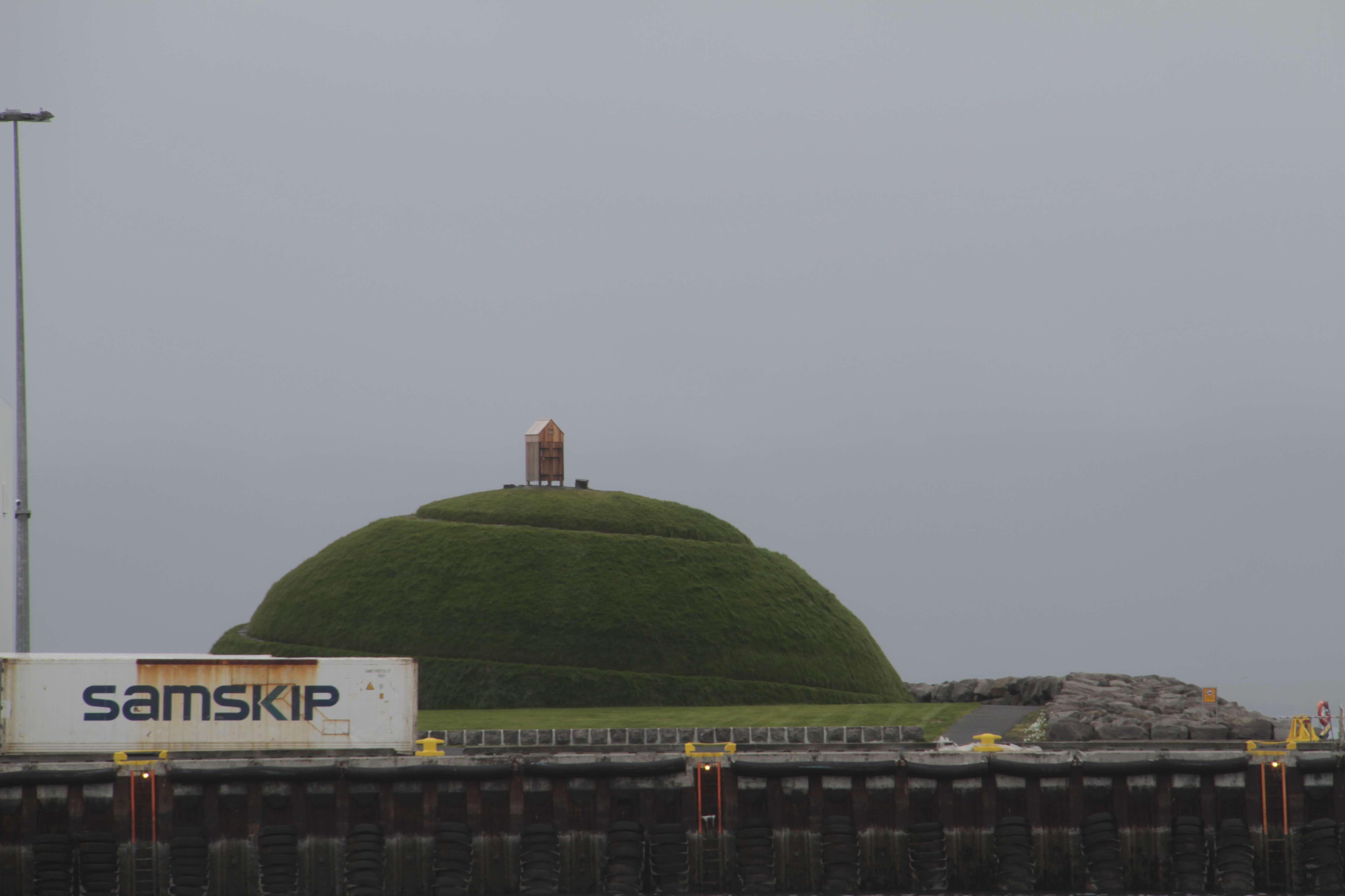 Islande_0089 Reykjavik 9 juillet