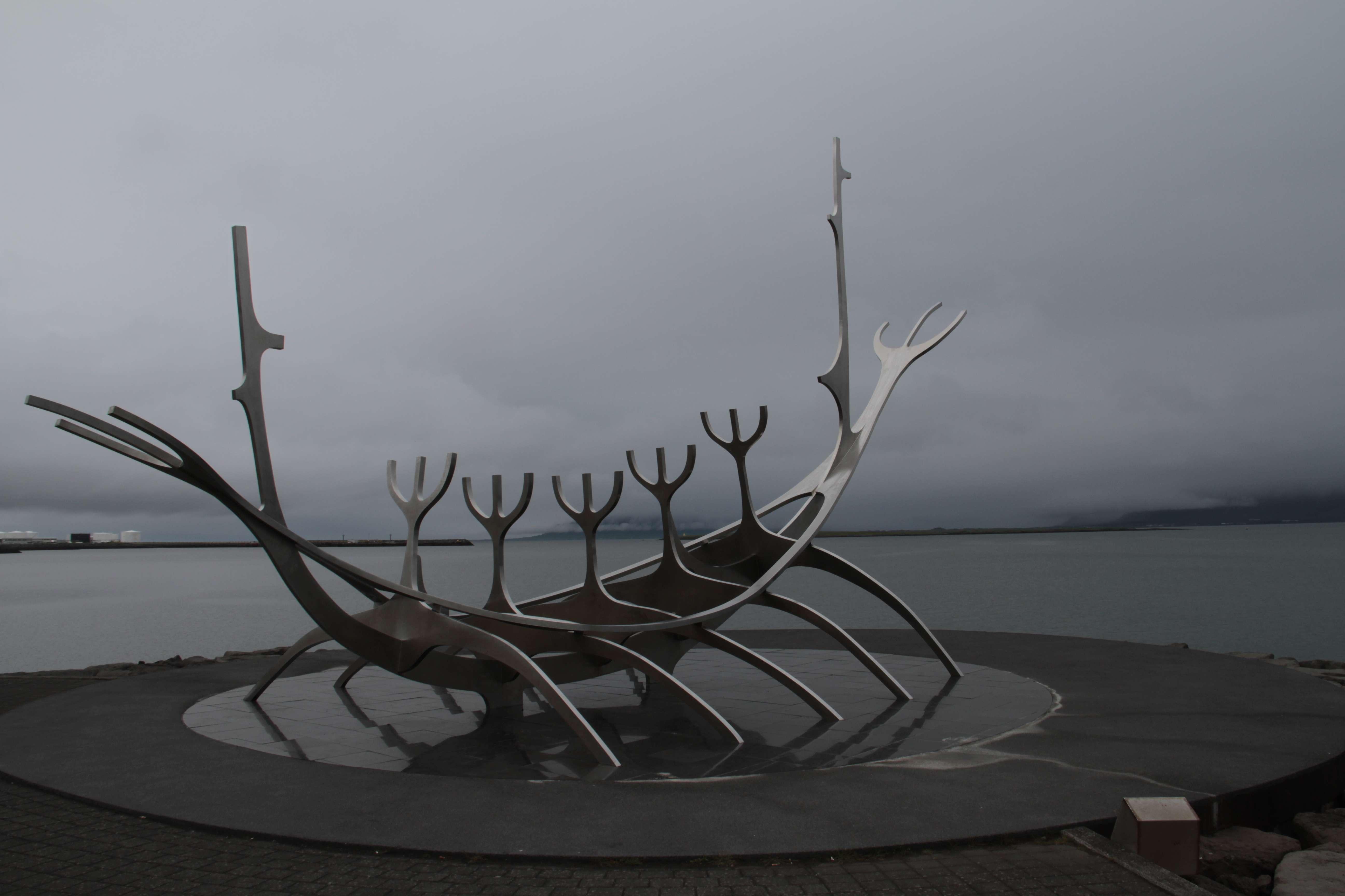 Islande_0091 Reykjavik 9 juillet