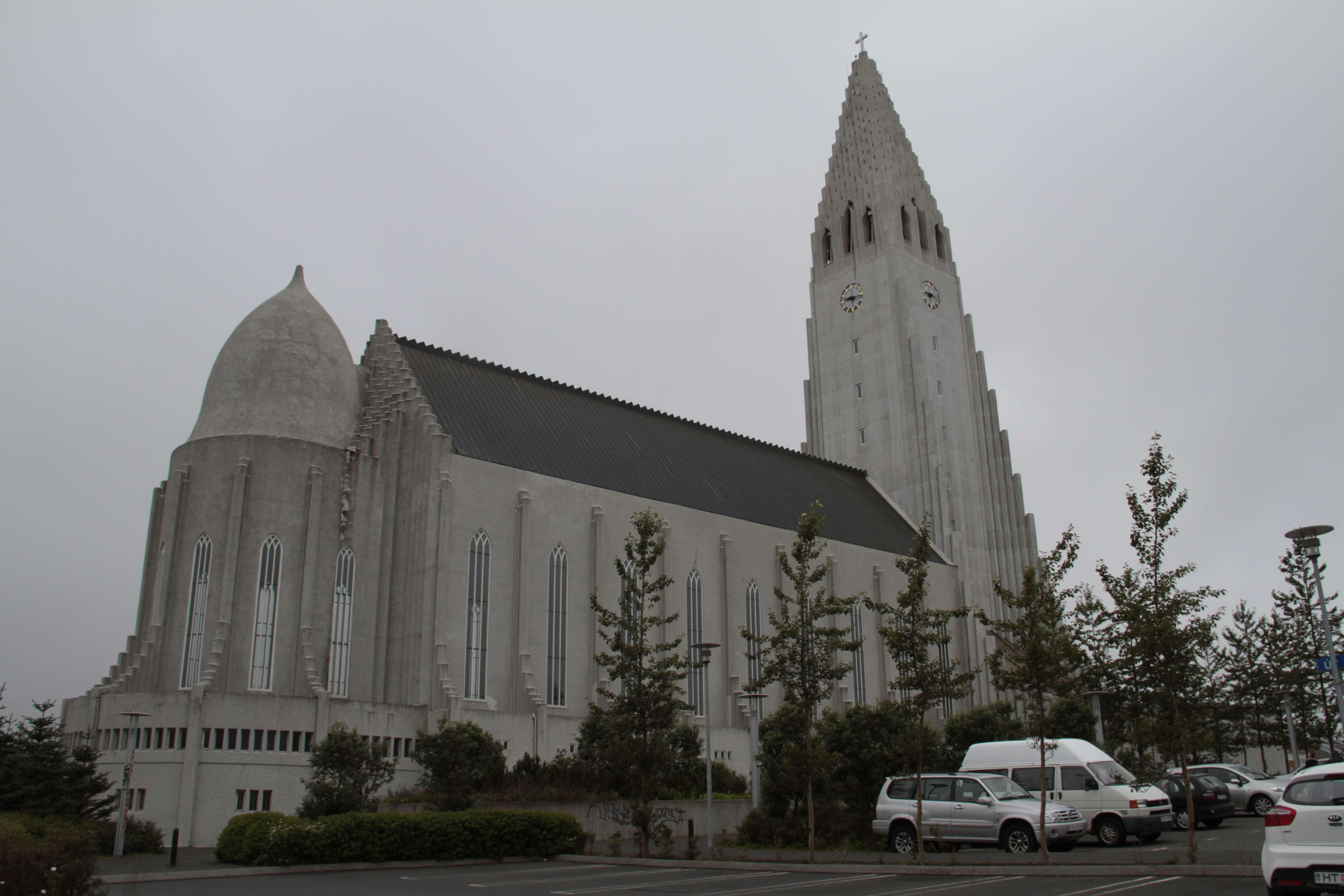 Islande_0093 Reykjavik 10 juillet