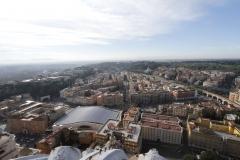 Rome_0283 Vatican St Pierre de Rome coupole