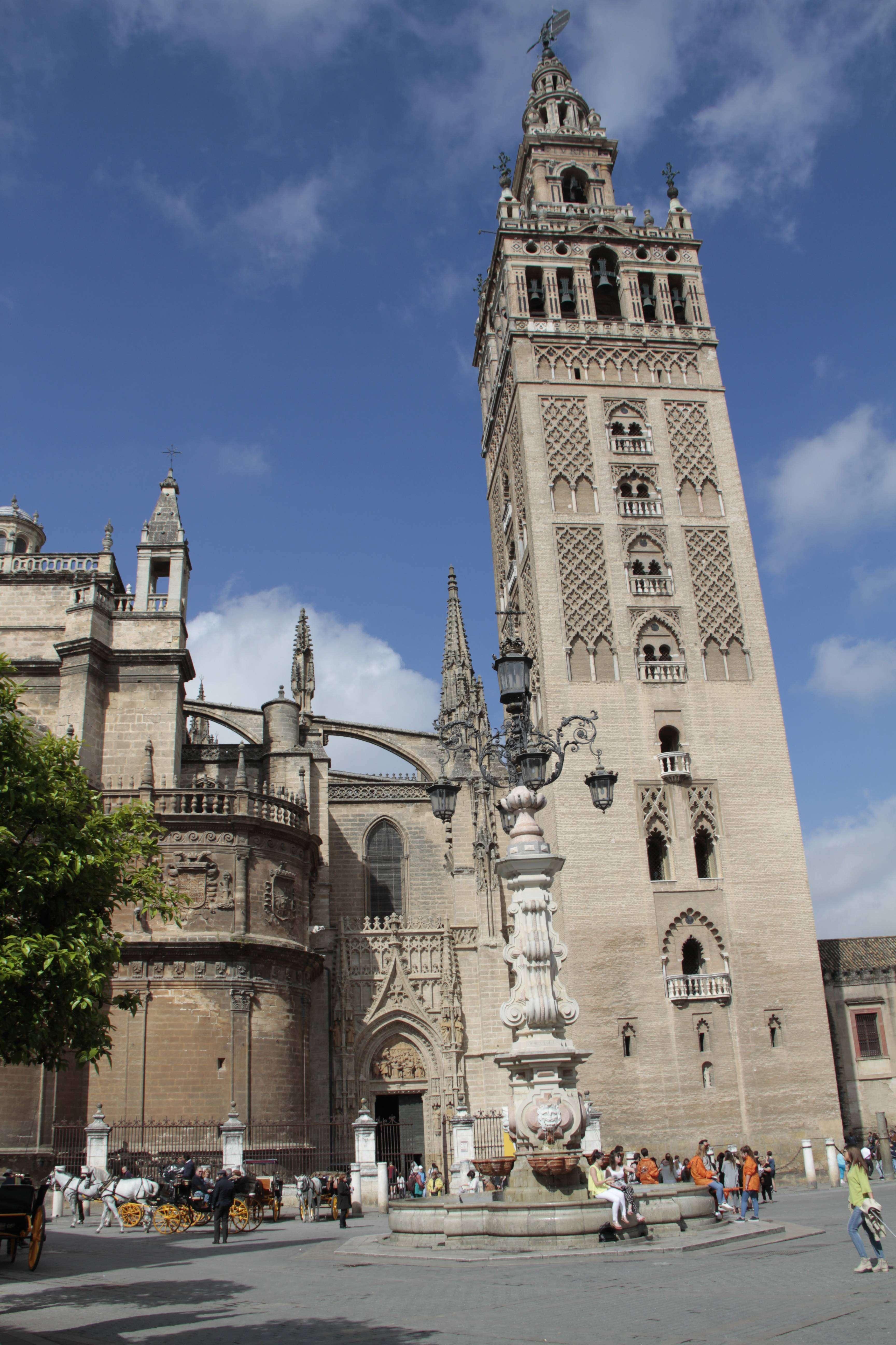 Andalousie _0007 Séville La cathedrale