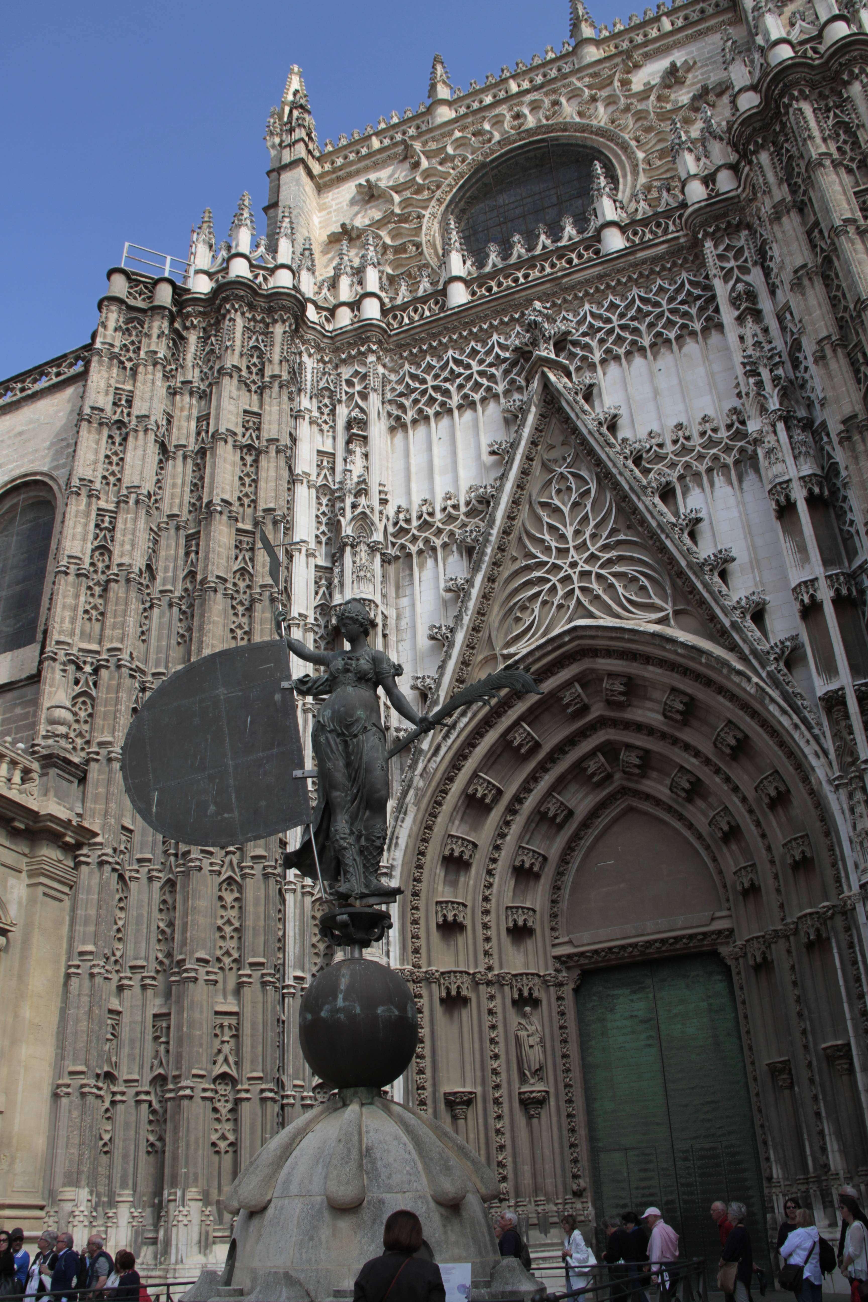 Andalousie _0009 Séville La cathedrale