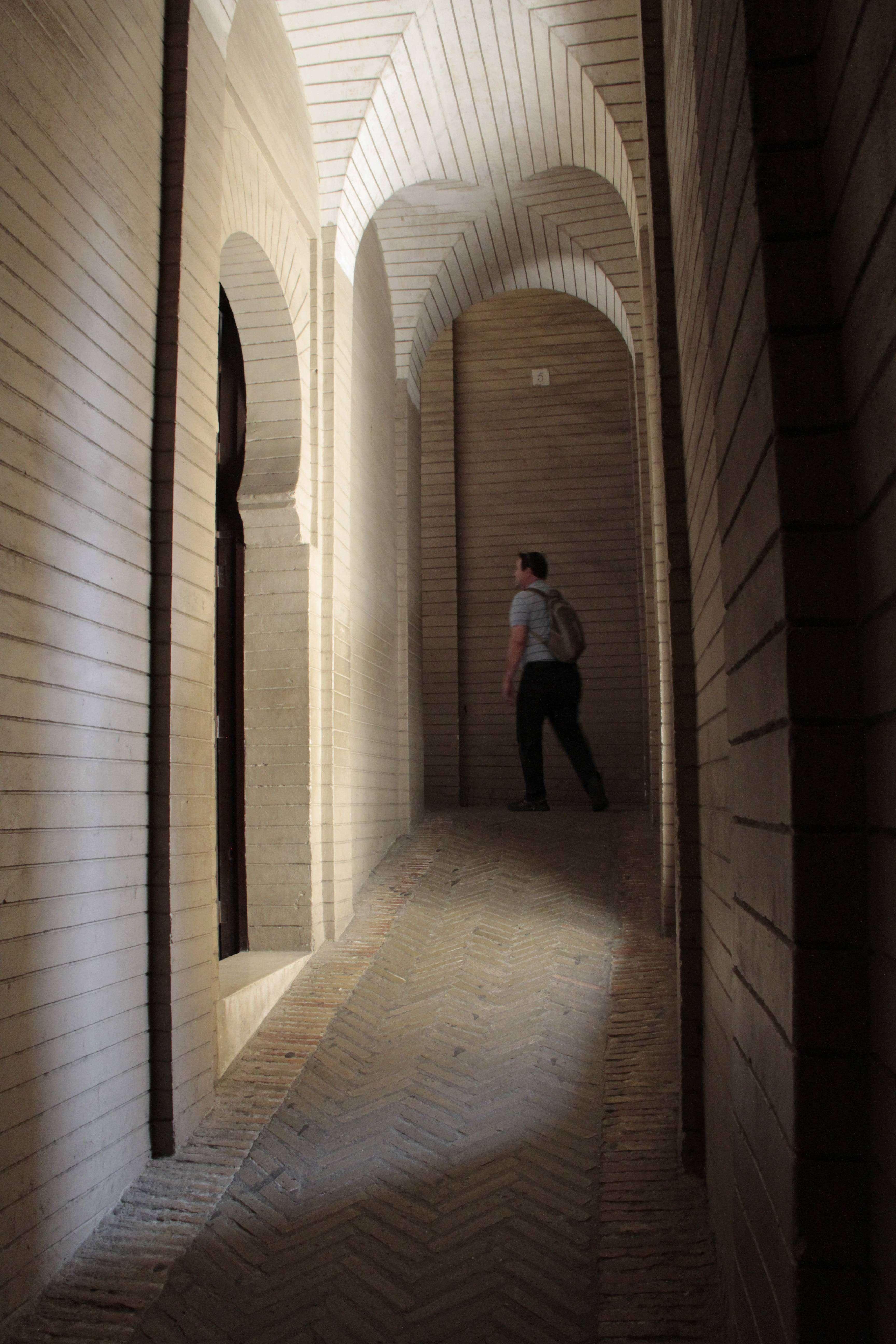 Andalousie _0020 Séville La cathedrale