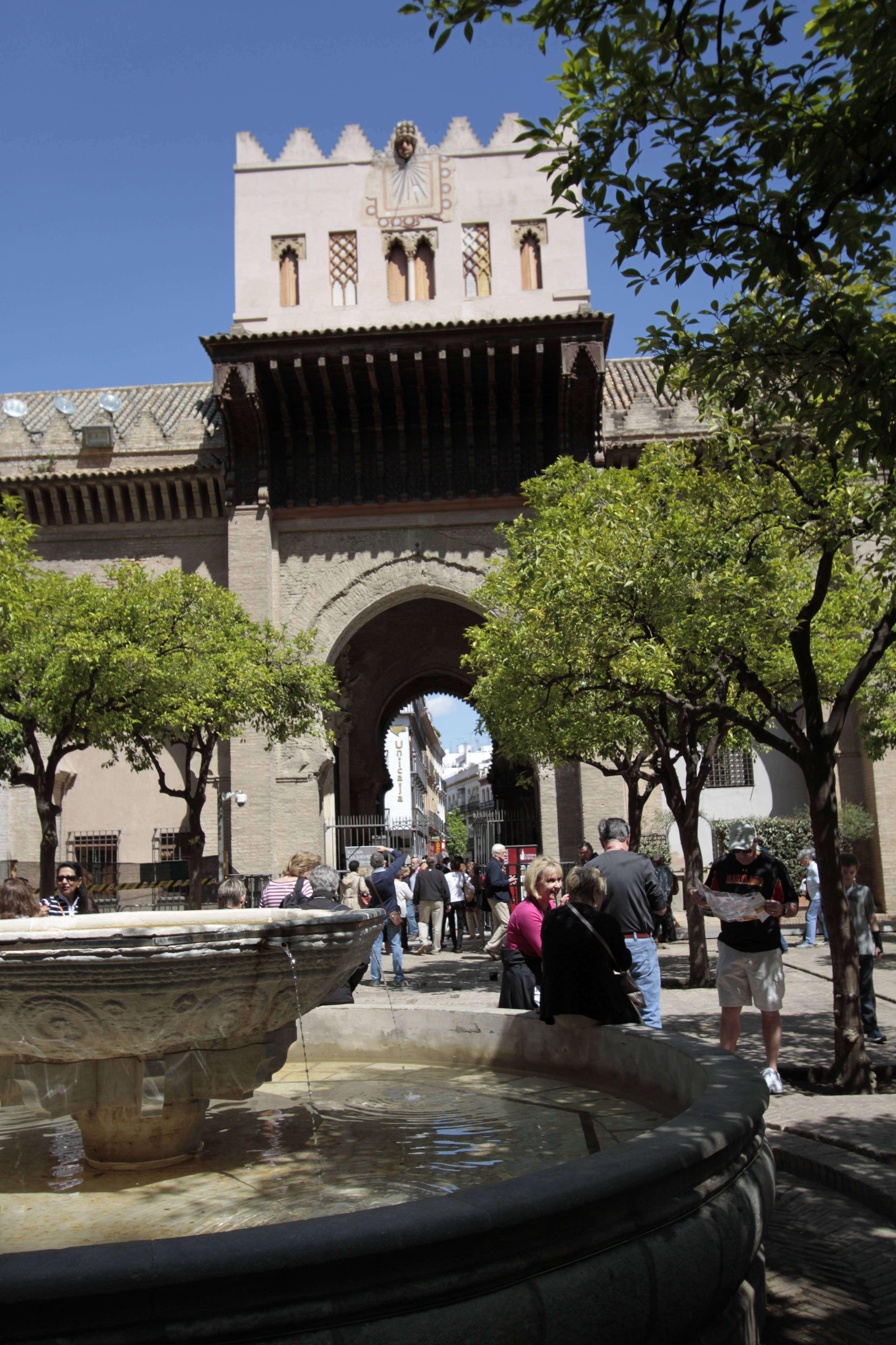 Andalousie _0044 Séville La cathedrale