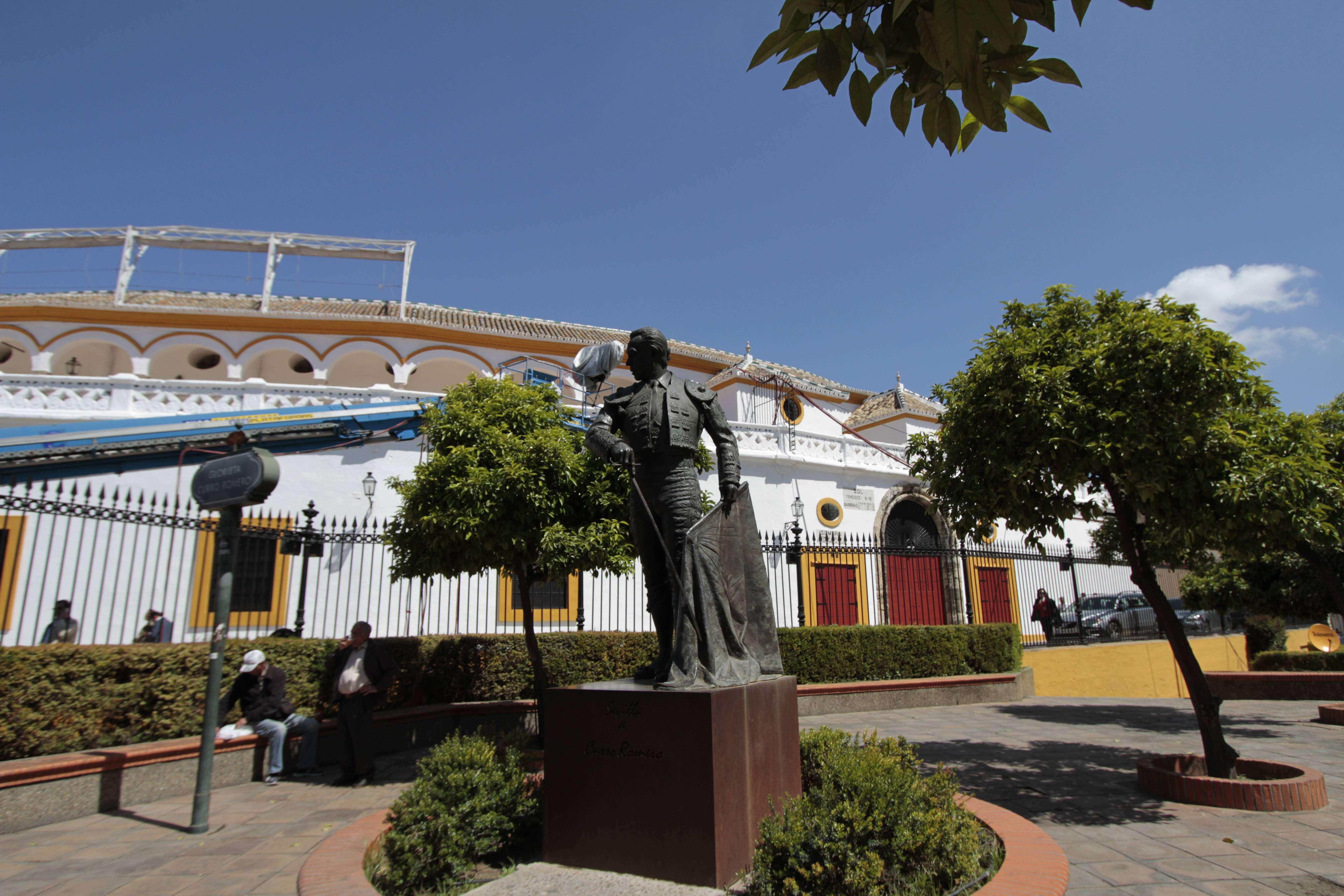 Andalousie _0047 Séville Plaza de Toros