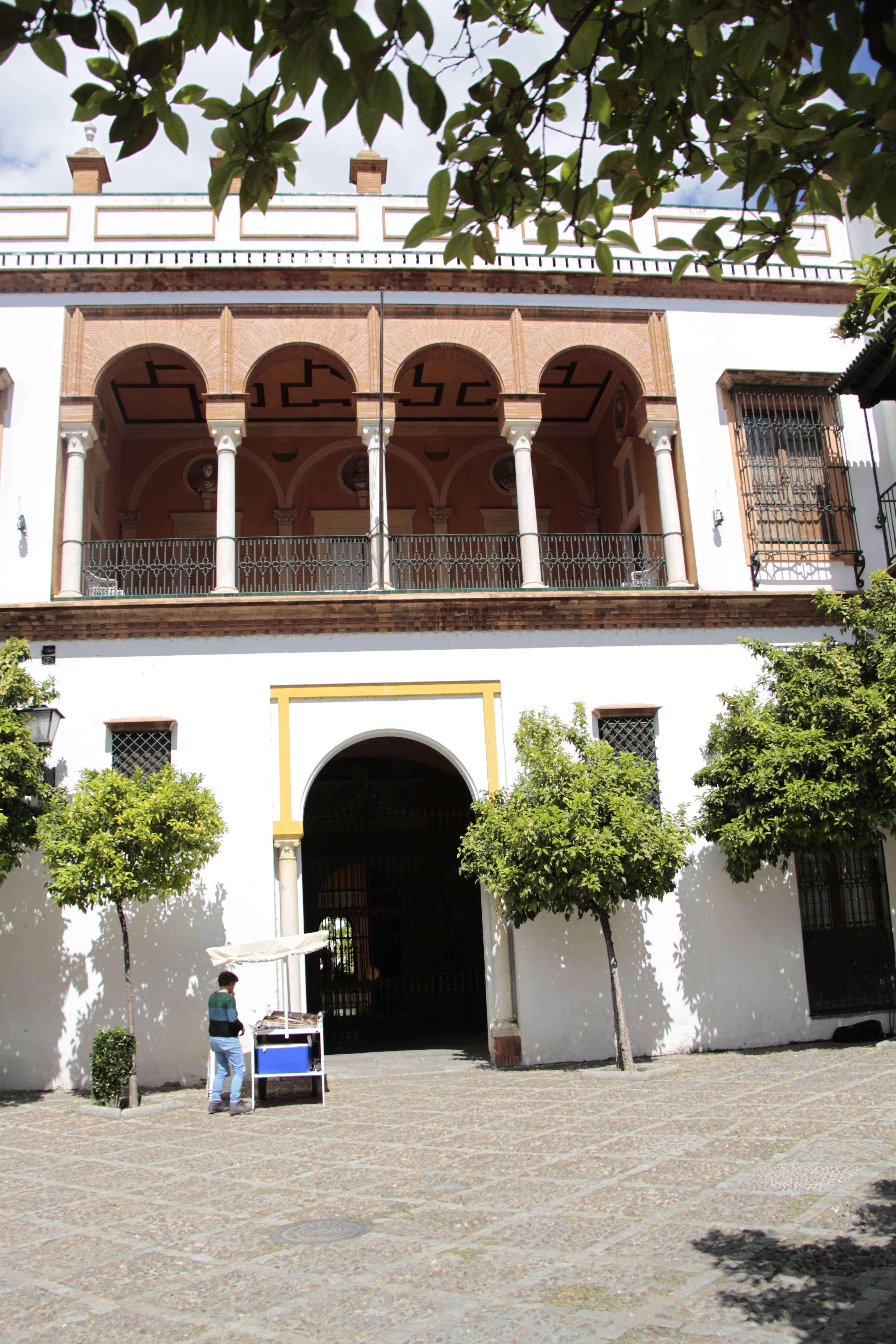 Andalousie _0057 Séville Casa de Pilatos