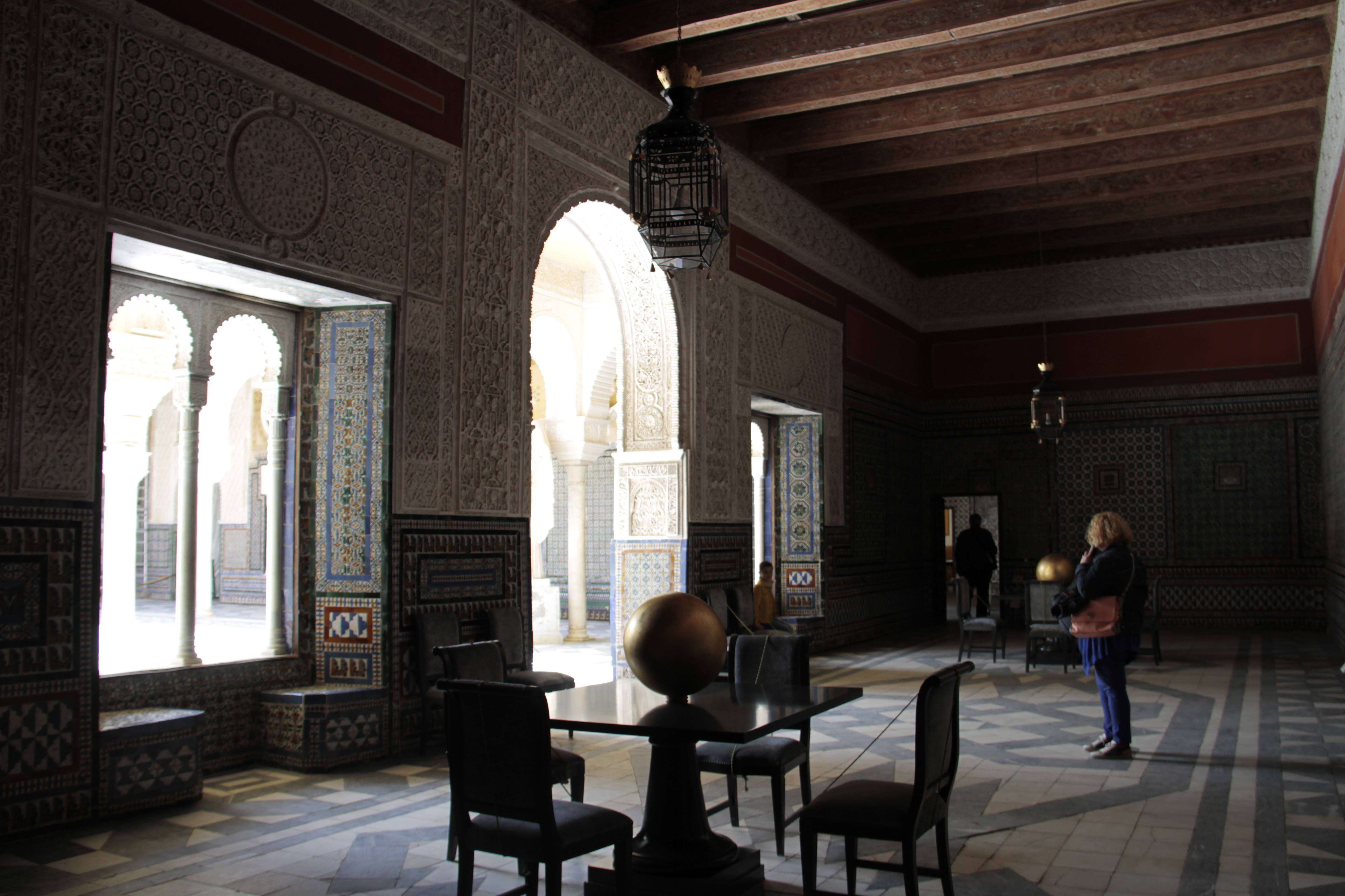 Andalousie _0063 Séville Casa de Pilatos