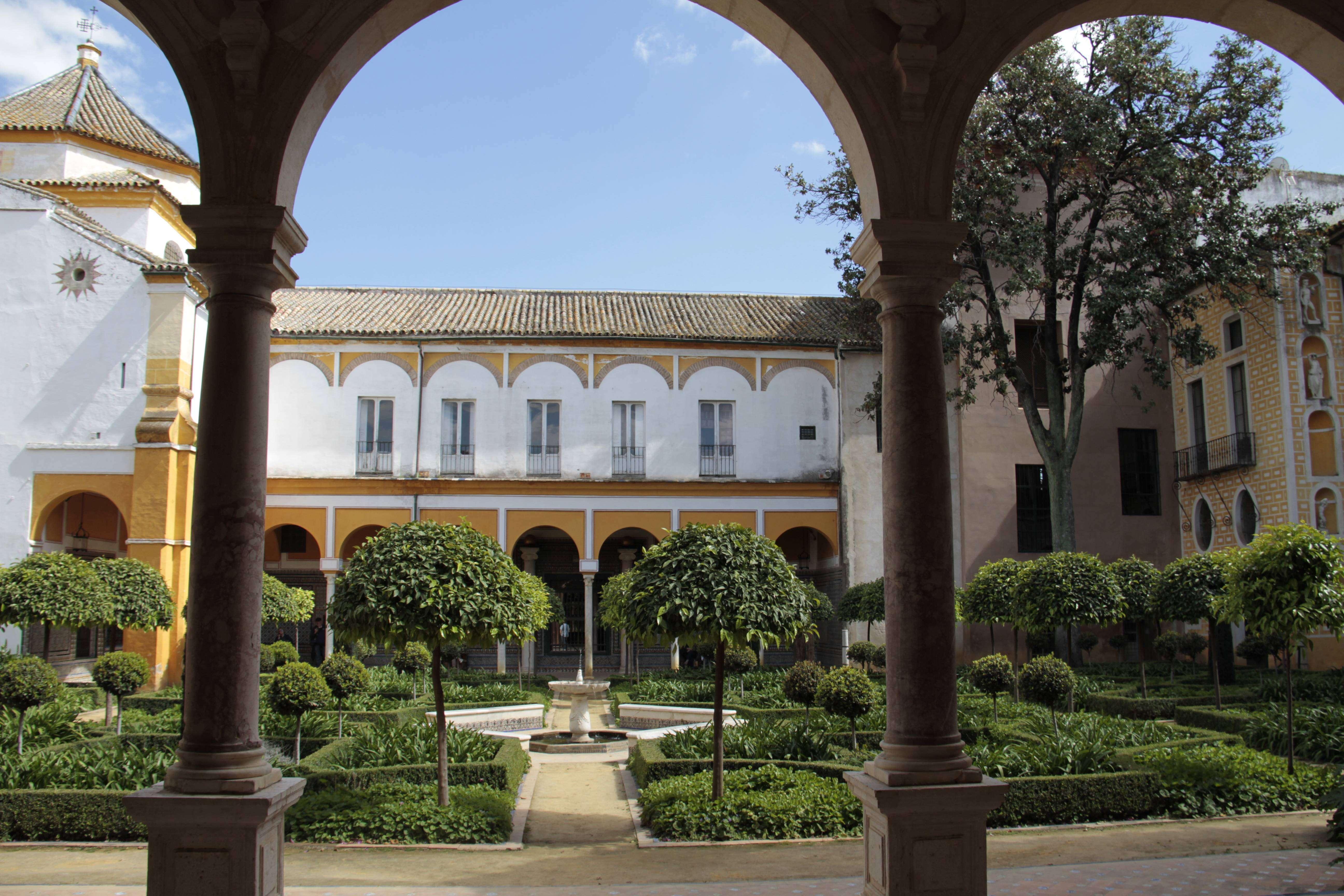 Andalousie _0066 Séville Casa de Pilatos