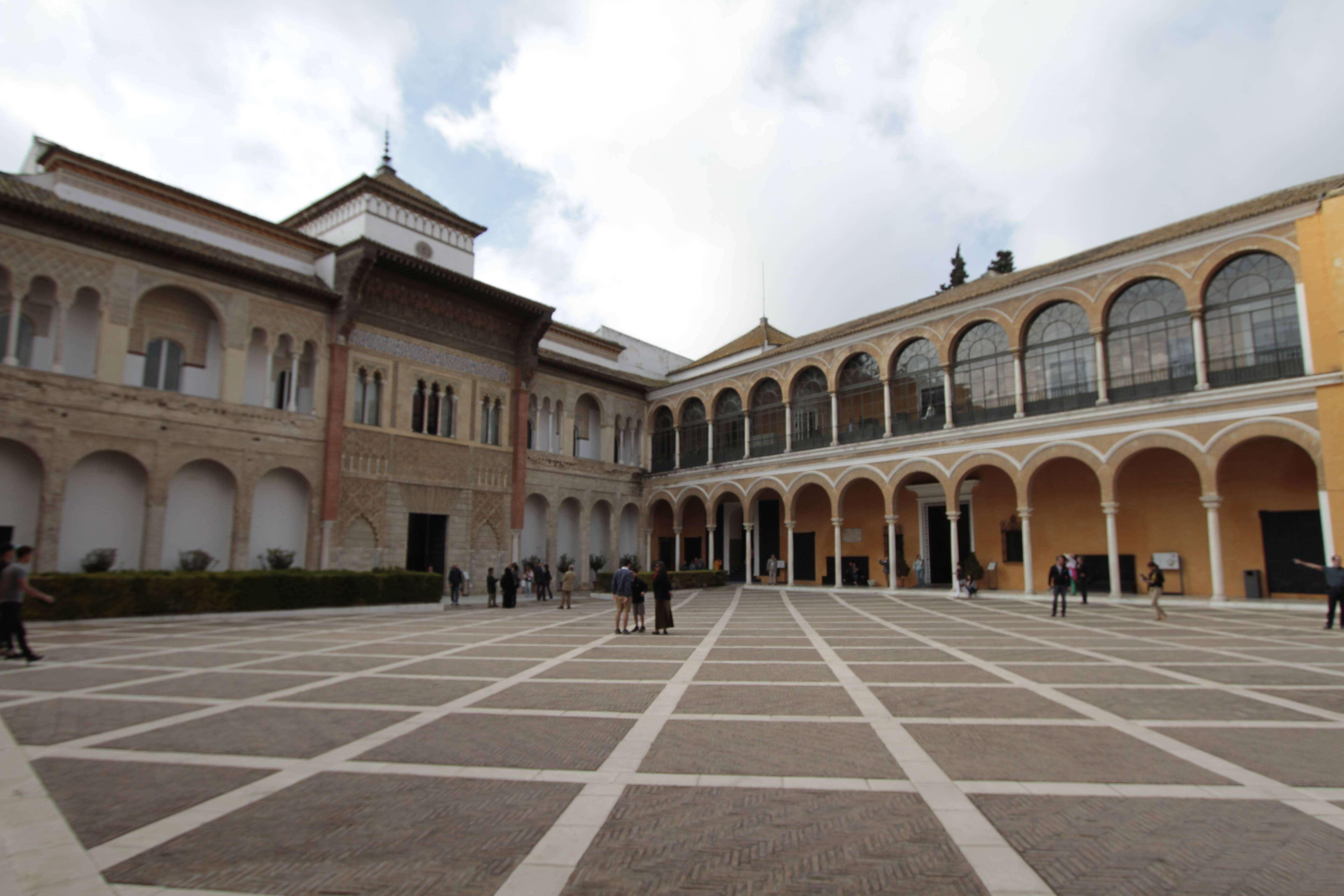 Andalousie _0099 Séville Real Alcazar