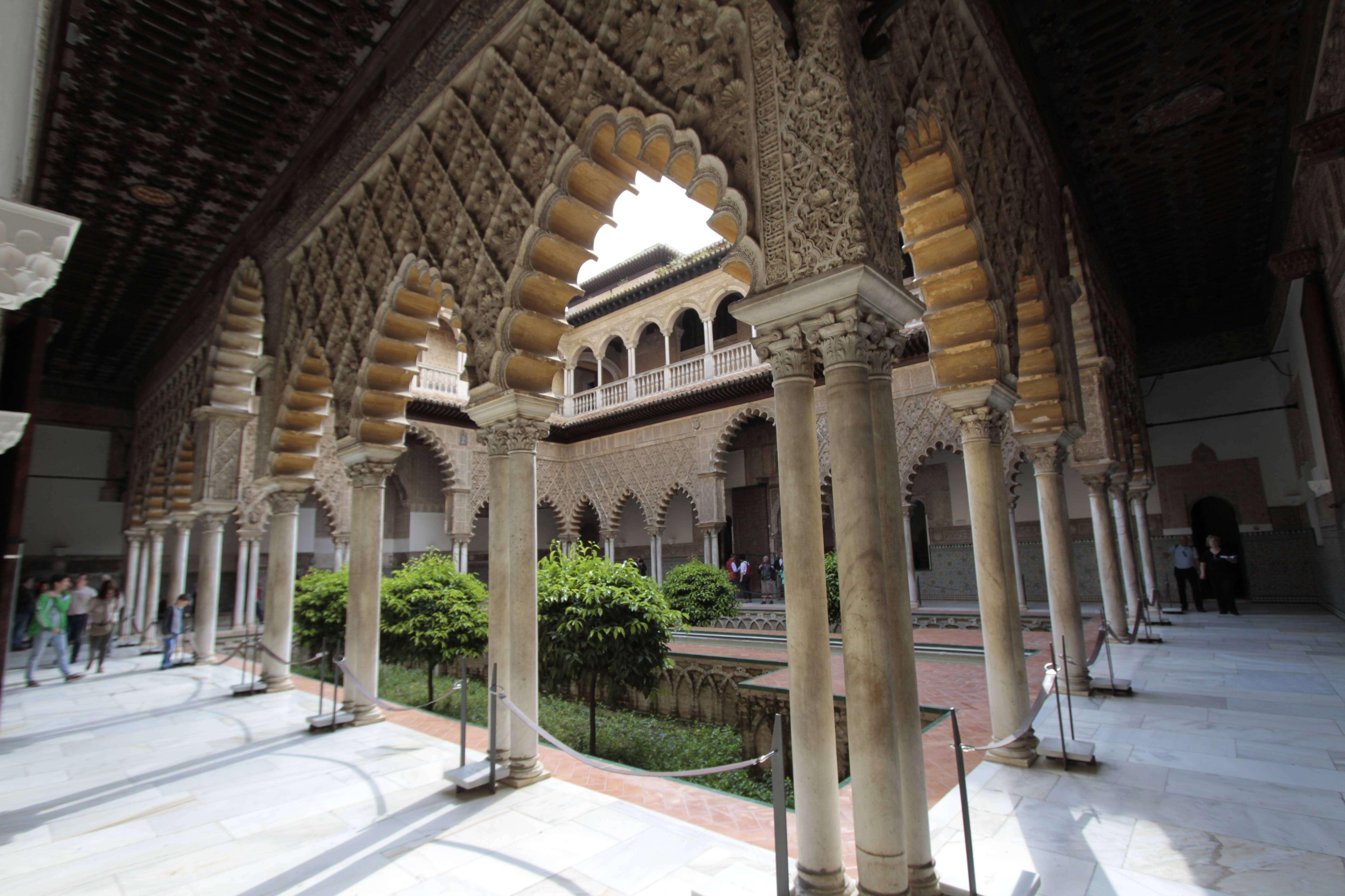 Andalousie _0107 Séville Real Alcazar