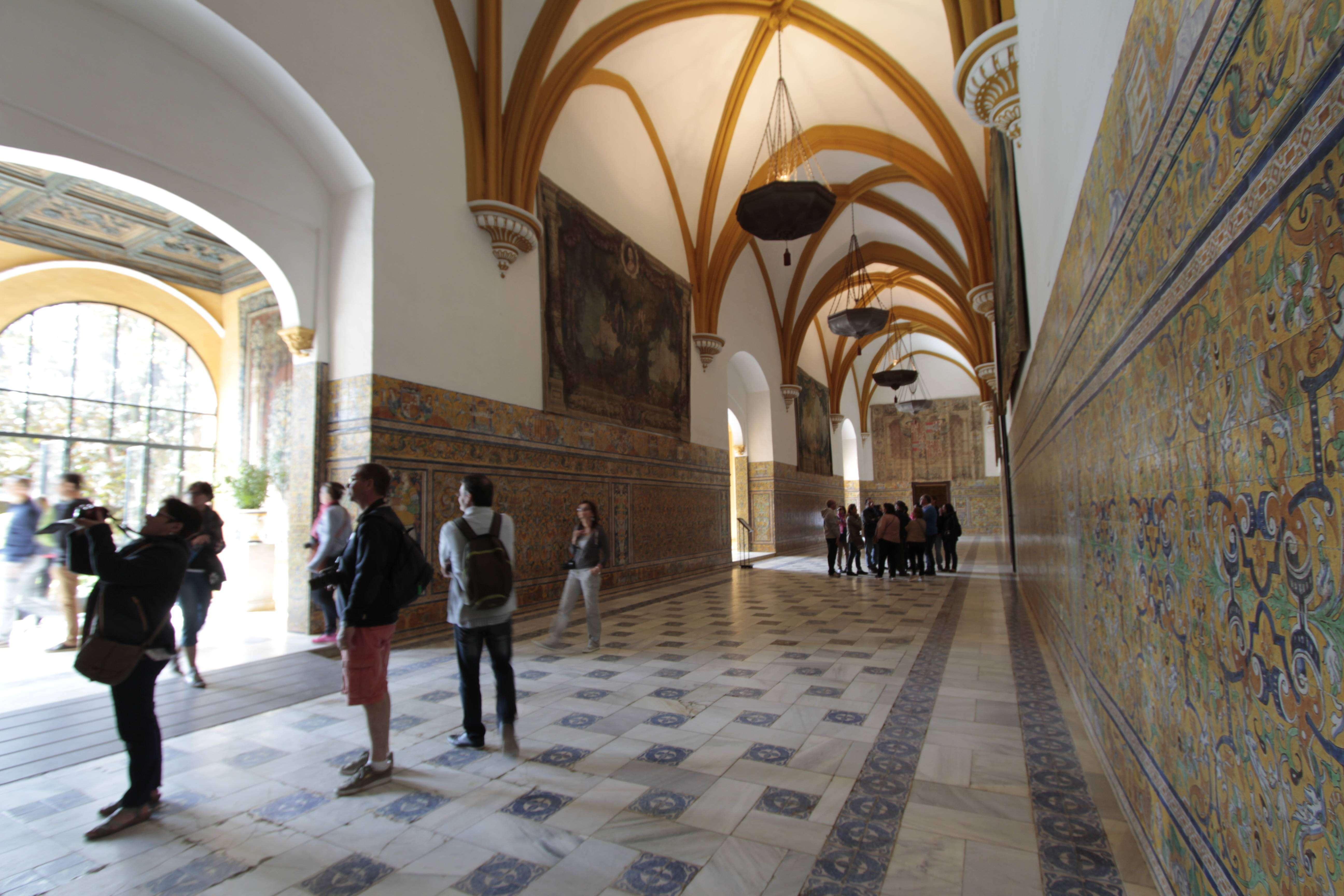 Andalousie _0118 Séville Real Alcazar
