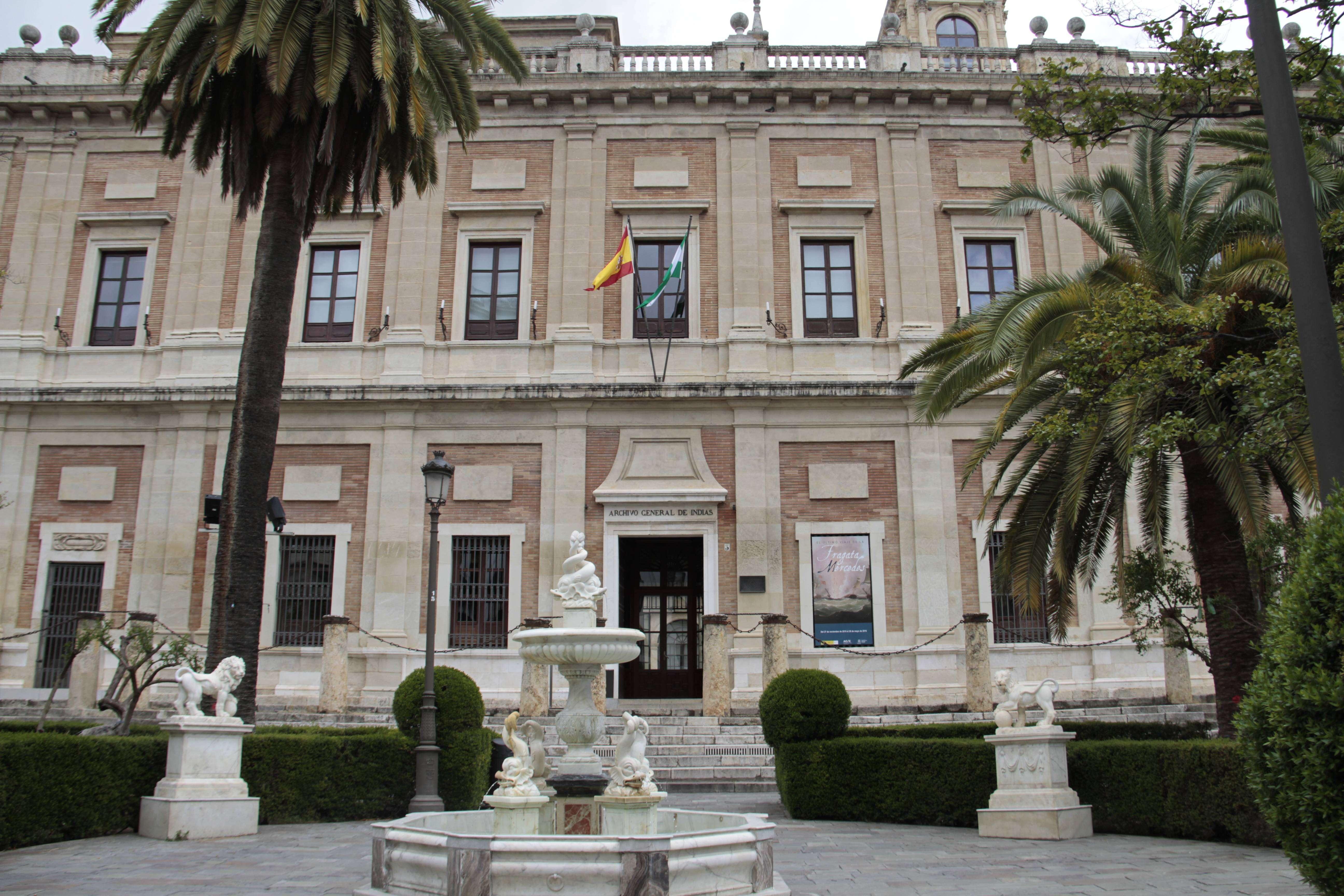 Andalousie _0135 Séville Archivos de Indias