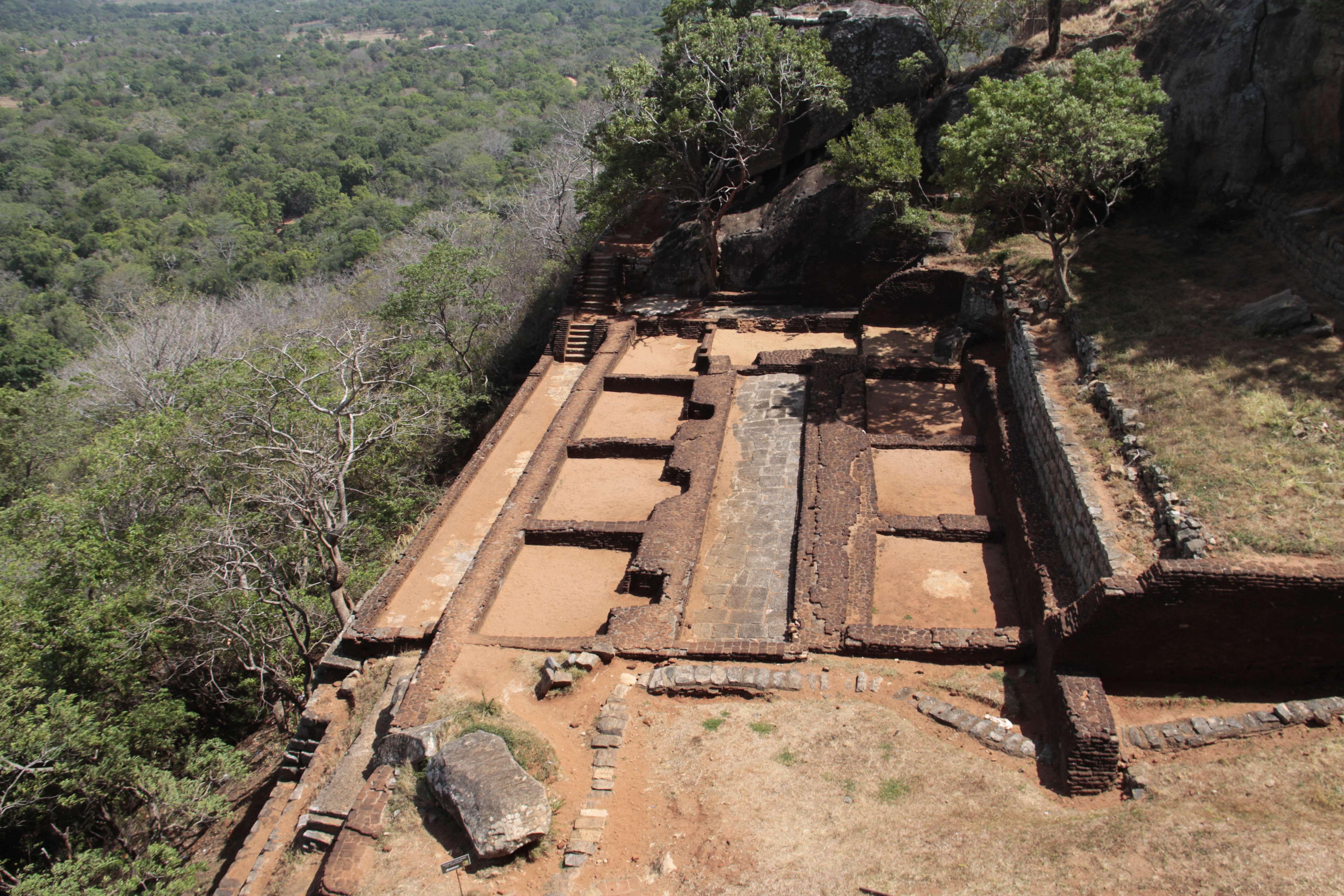 Sri Lanka aout 2017_0181 Sigiriya Lion s Rock