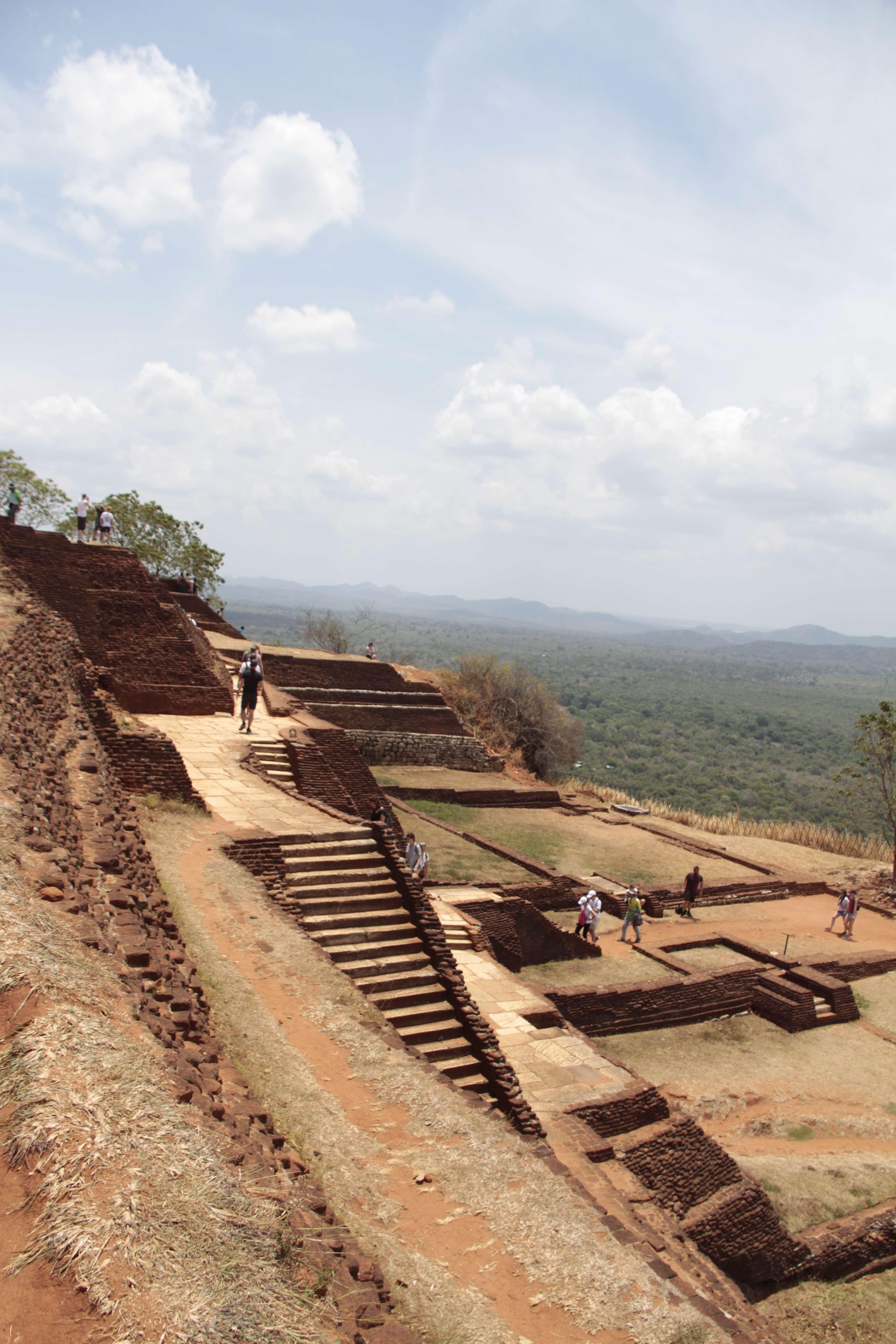 Sri Lanka aout 2017_0195 Sigiriya Lion s Rock