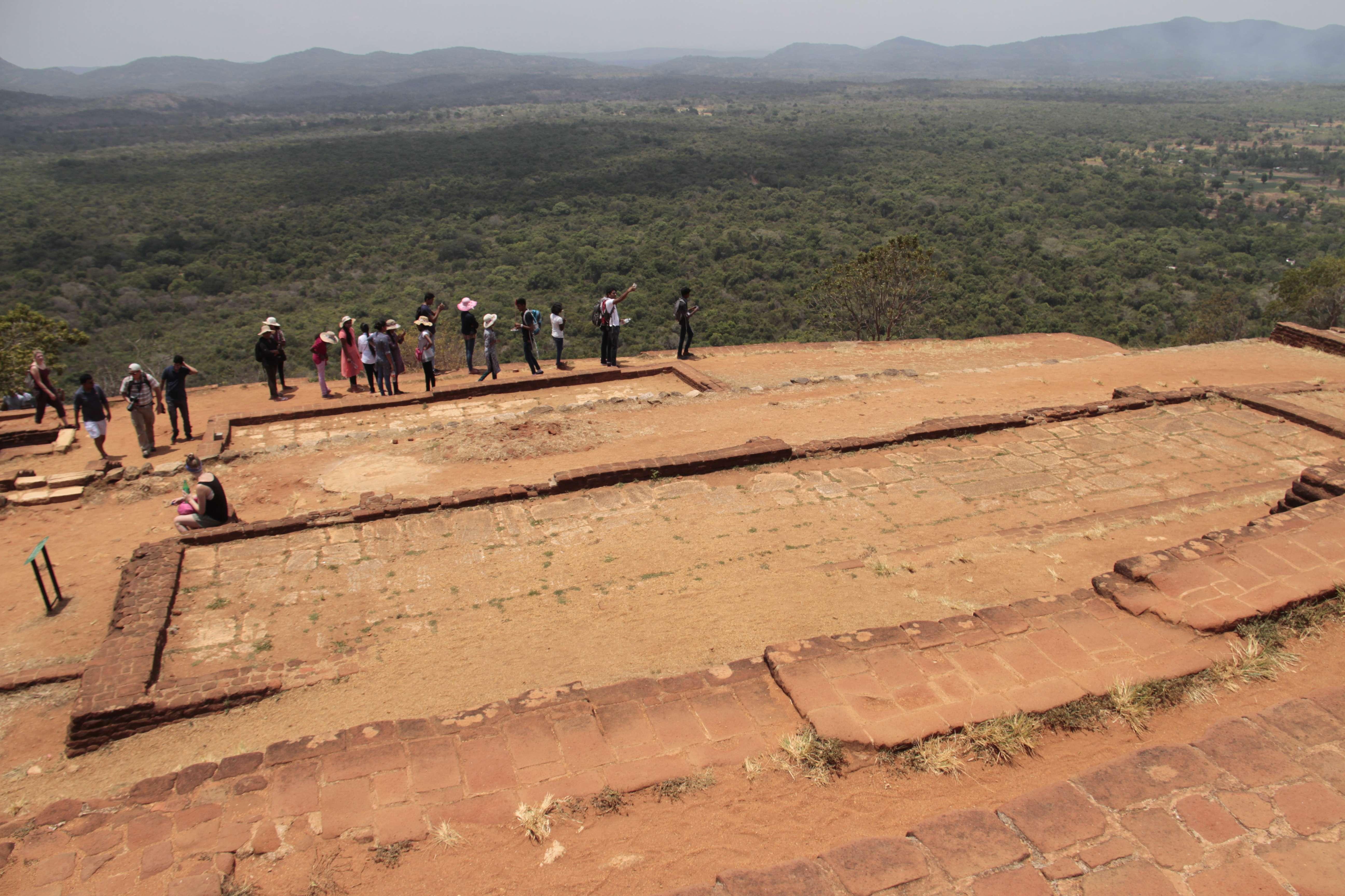 Sri Lanka aout 2017_0198 Sigiriya Lion s Rock