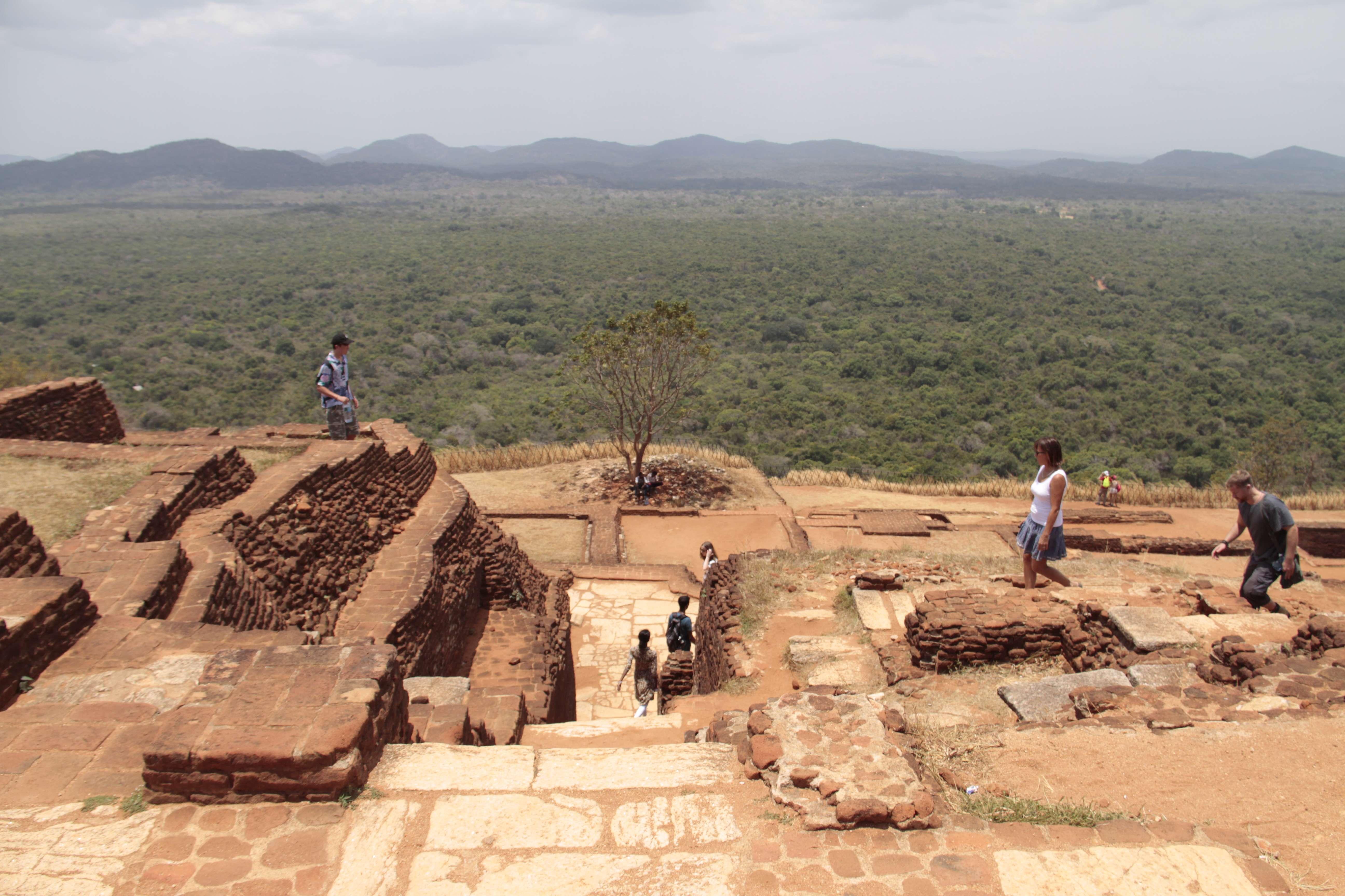 Sri Lanka aout 2017_0201 Sigiriya Lion s Rock
