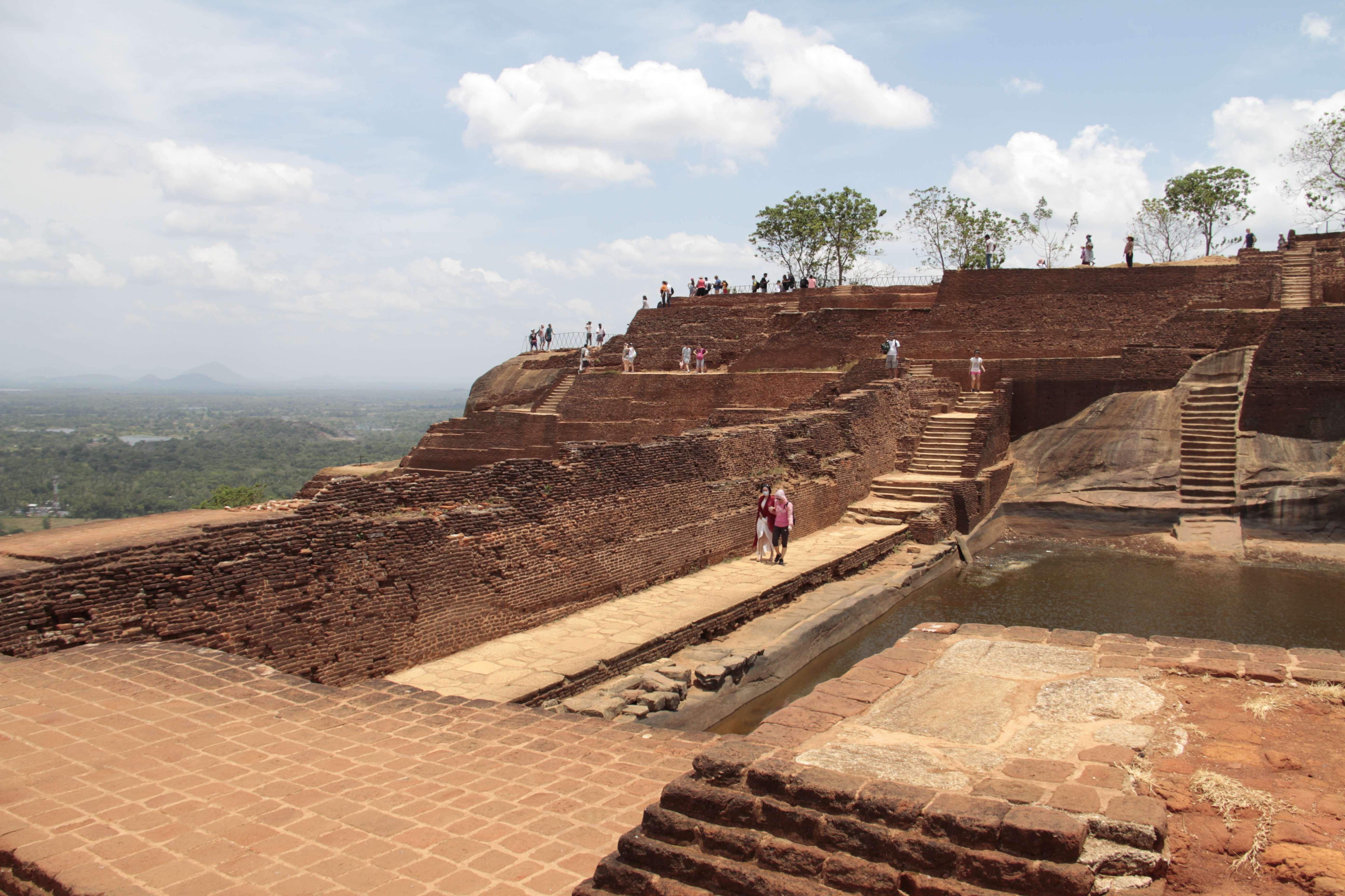 Sri Lanka aout 2017_0206 Sigiriya Lion s Rock