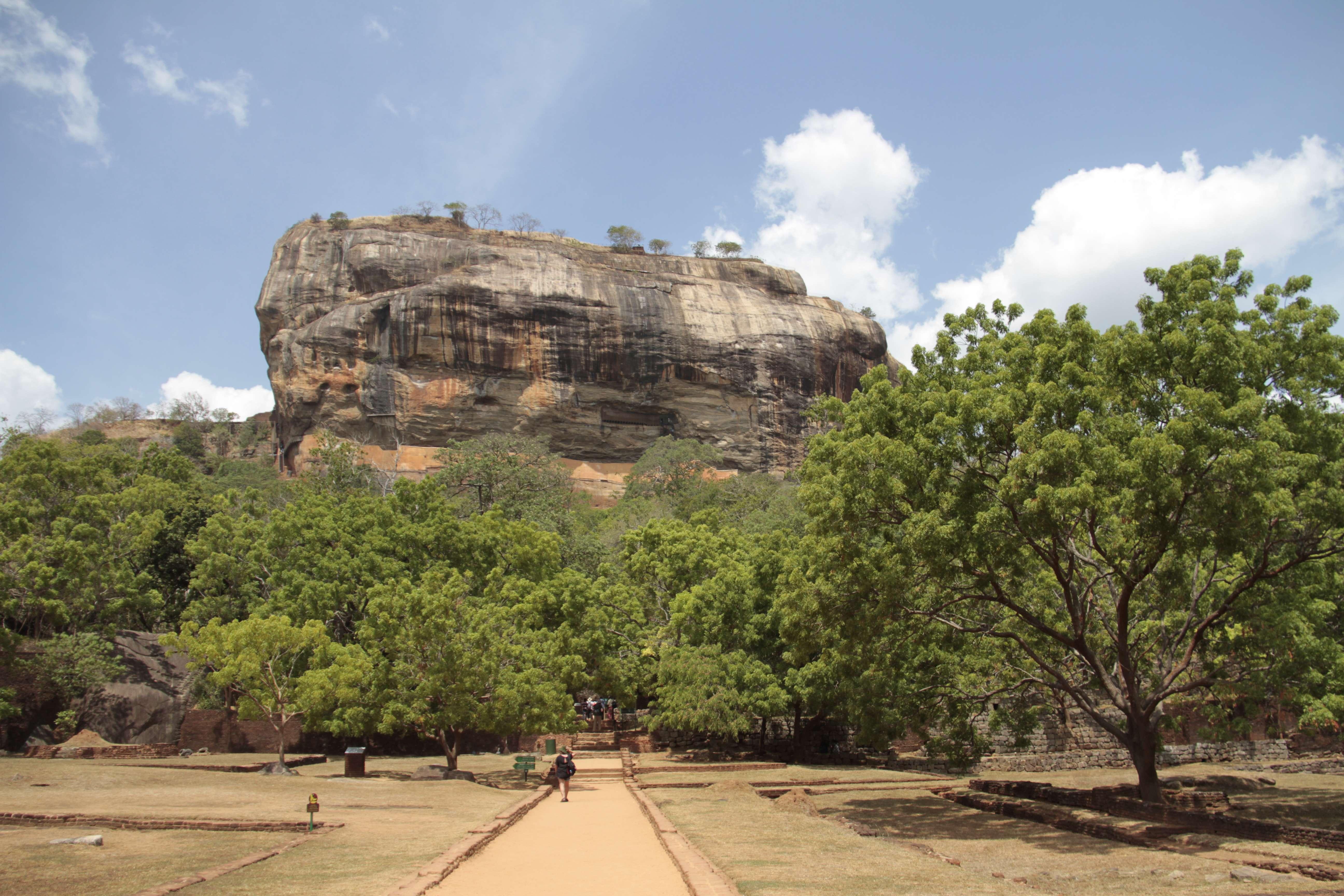 Sri Lanka aout 2017_0223 Sigiriya Lion s Rock