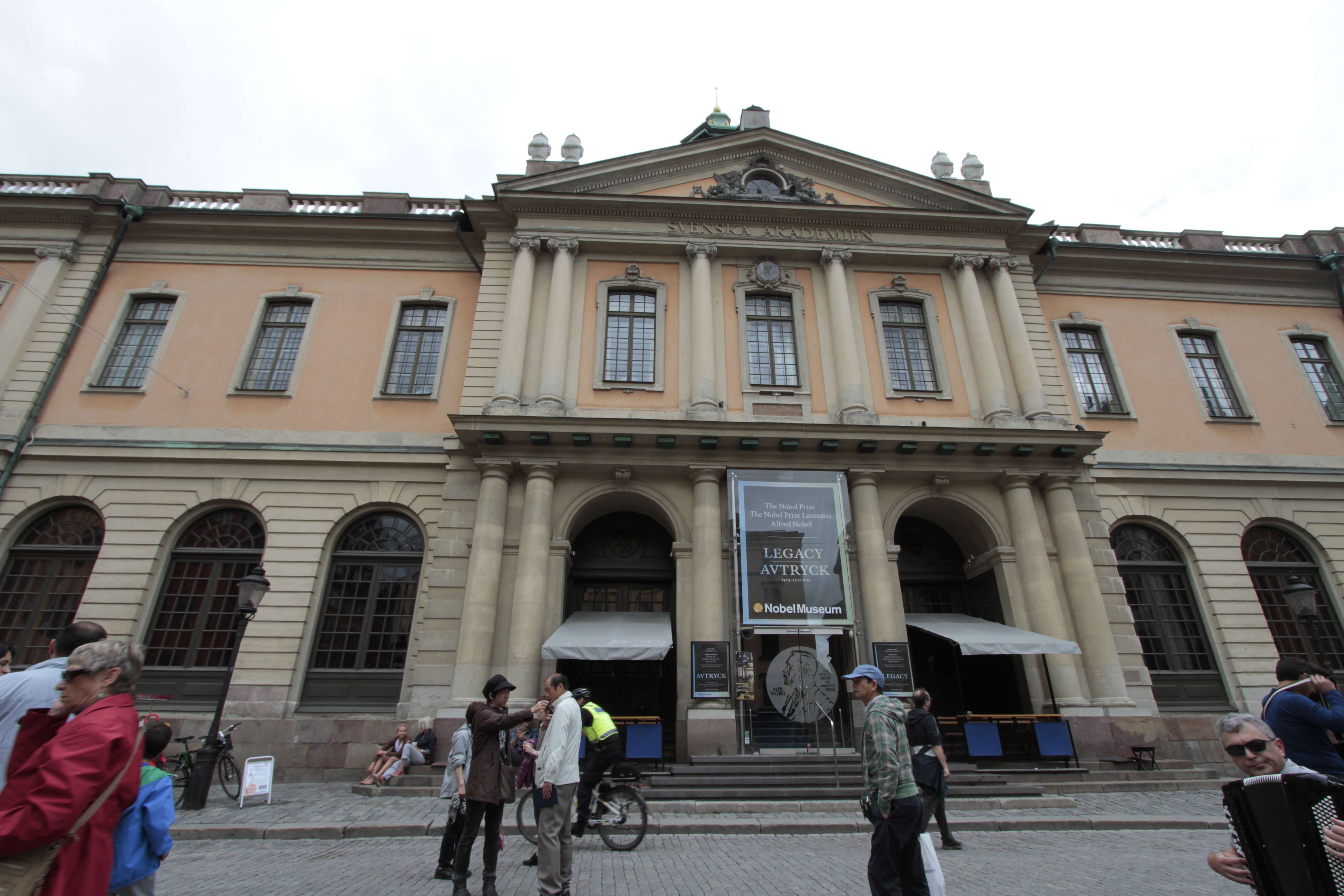 Suede_0006 Stockholm Gamla Stan ancienne bourse