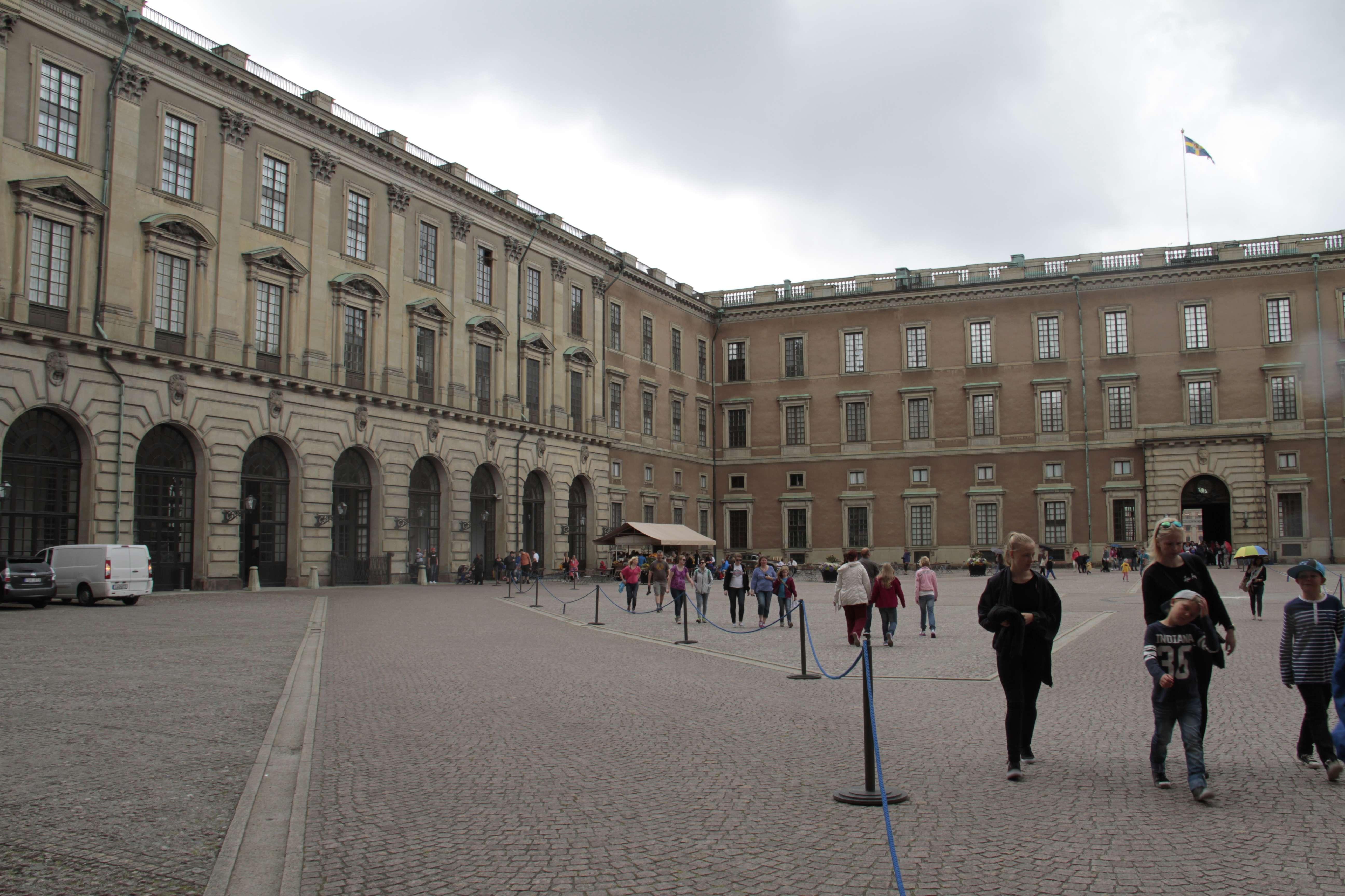 Suede_0013 Stockholm Gamla Stan palais royal