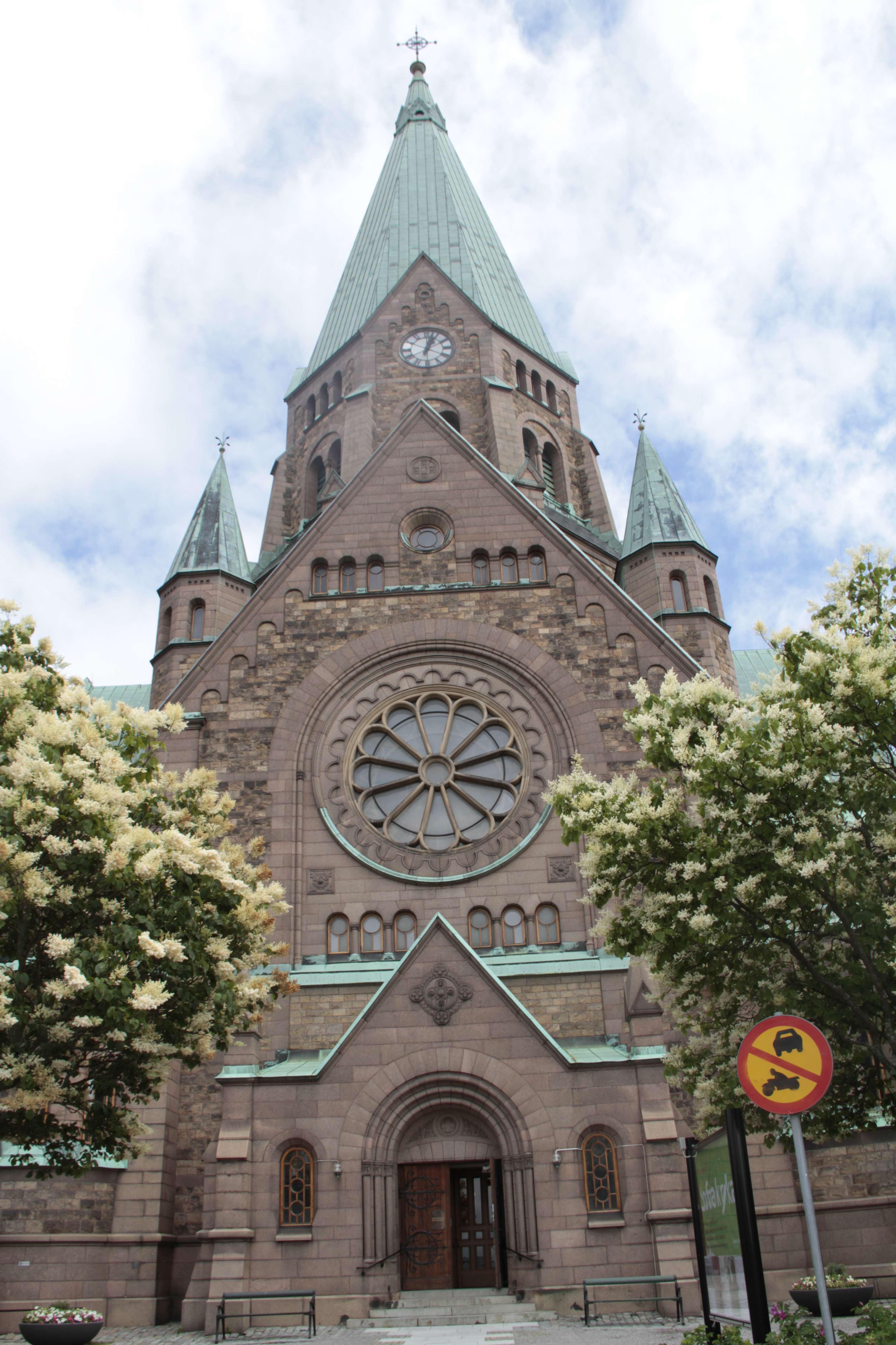 Suede_0127 Stockholm Sodermalm église Ste Sophie