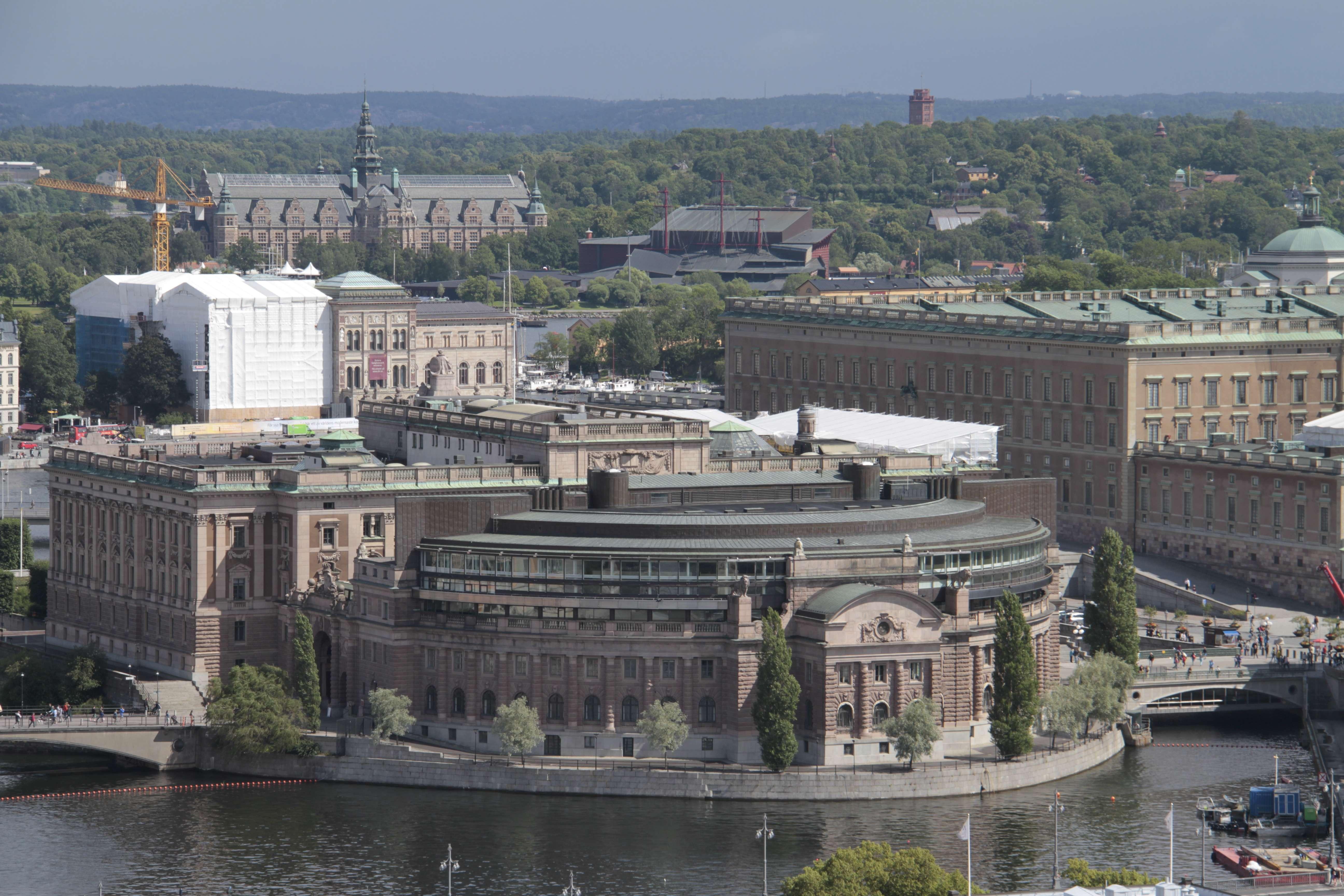Suede_0677 Stockholm Kungsholmen hôtel de ville