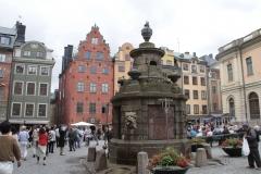Suede_0005 Stockholm Gamla Stan place de la Bourse