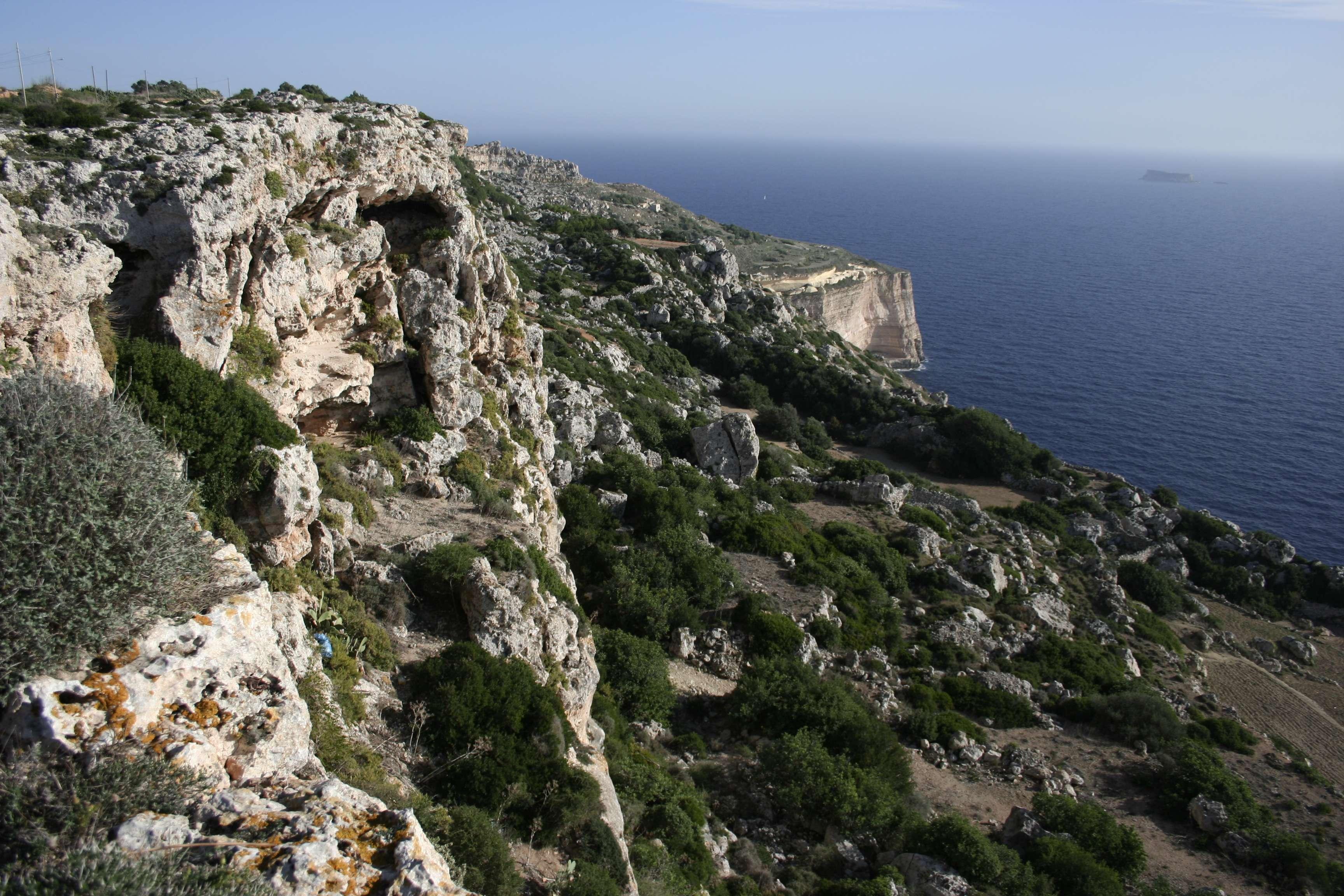 Malte 5234 Dingli cliffs