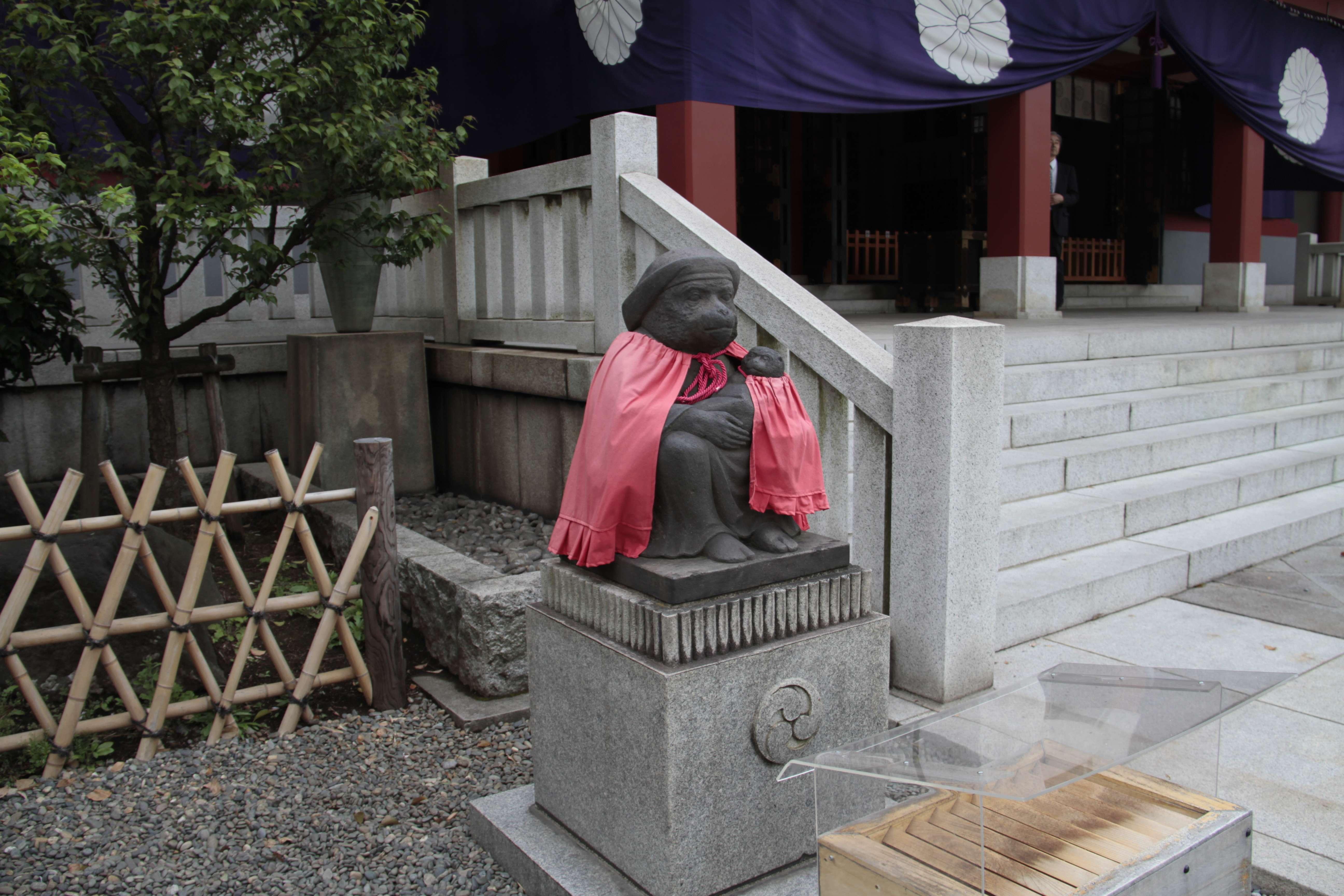 Japon avril 2017_0202 Tokyo sanctuaire shinto Hie Jinja