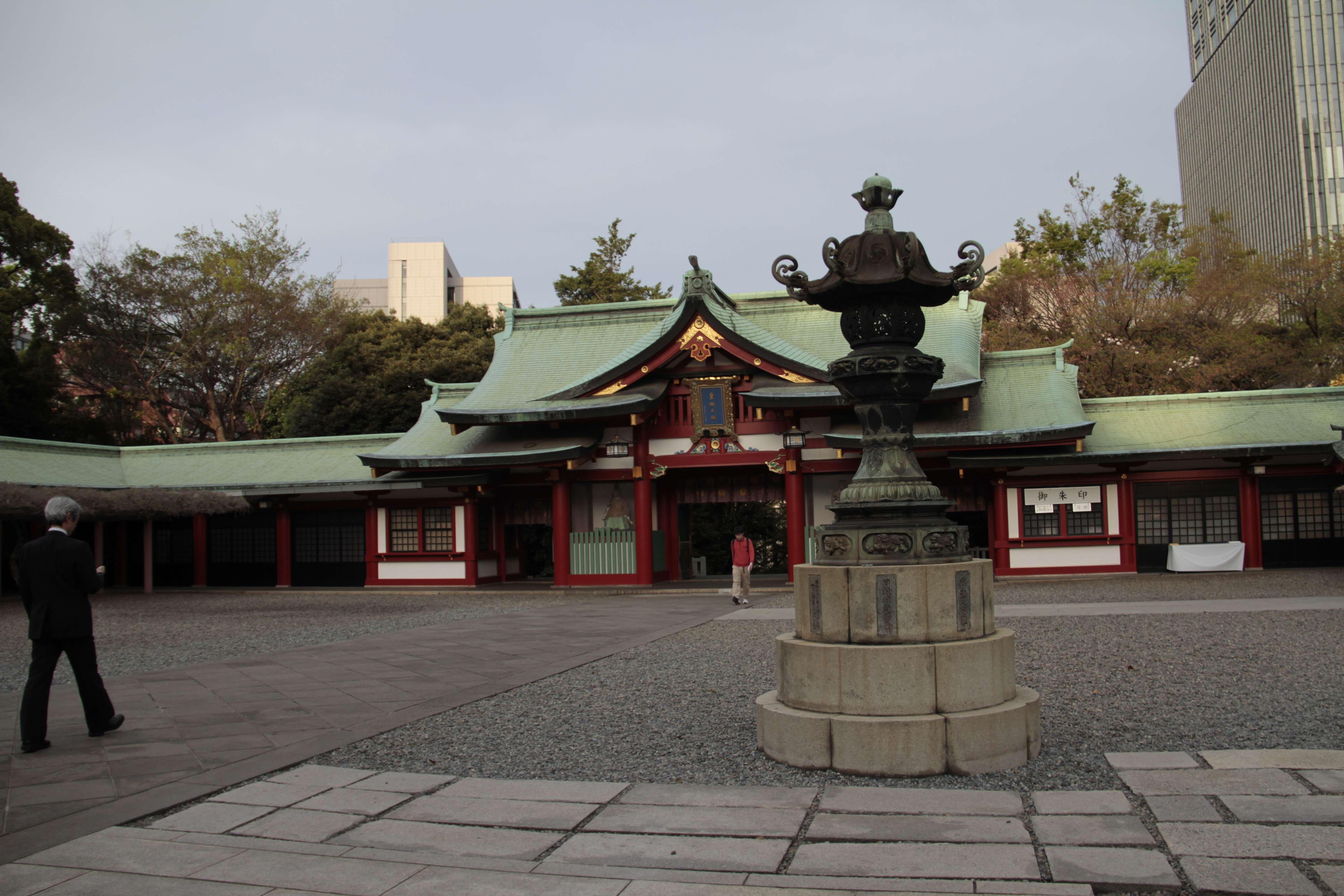 Japon avril 2017_0203 Tokyo sanctuaire shinto Hie Jinja