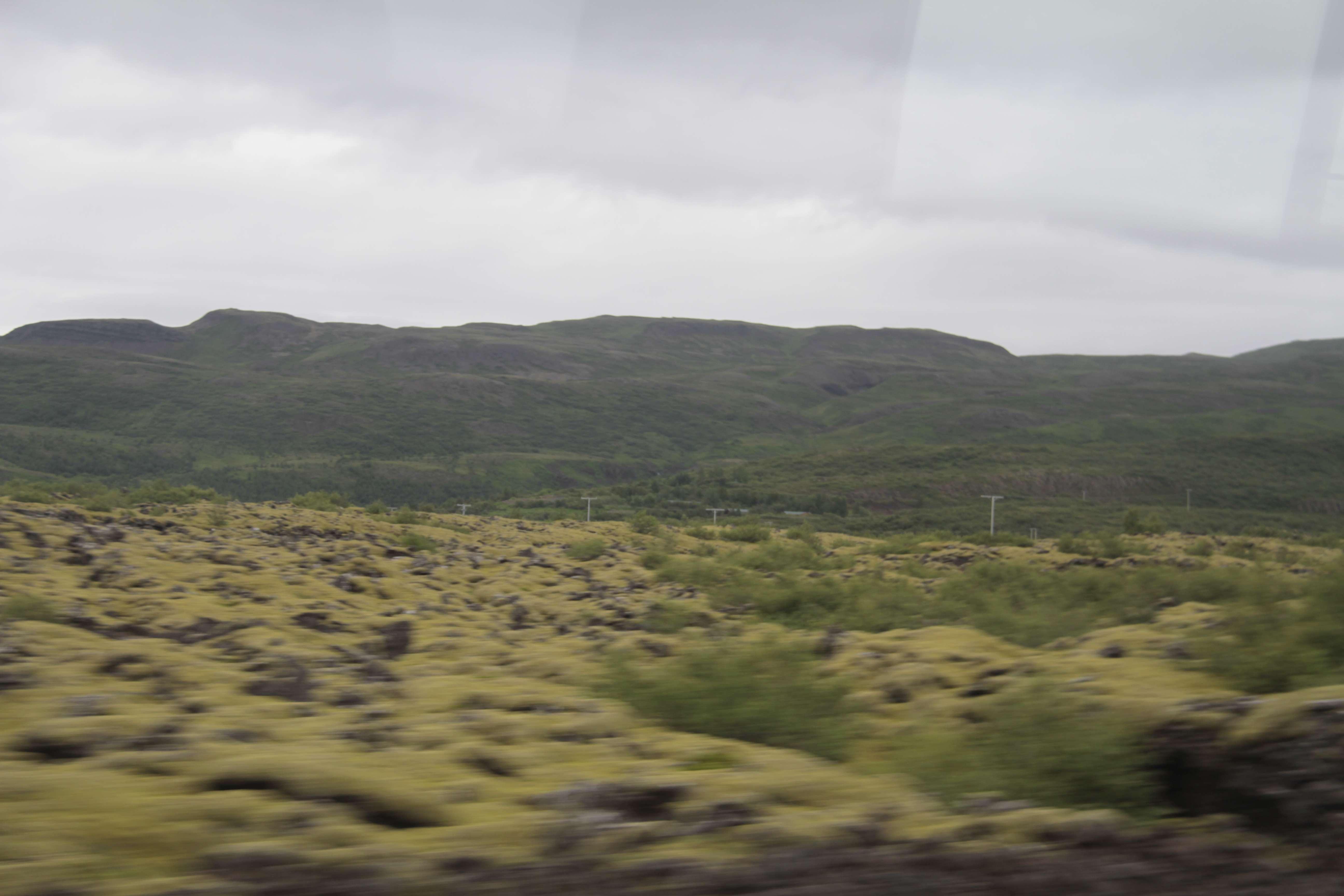 Islande_0113 route Reykjavik-Akureyri 10 juillet