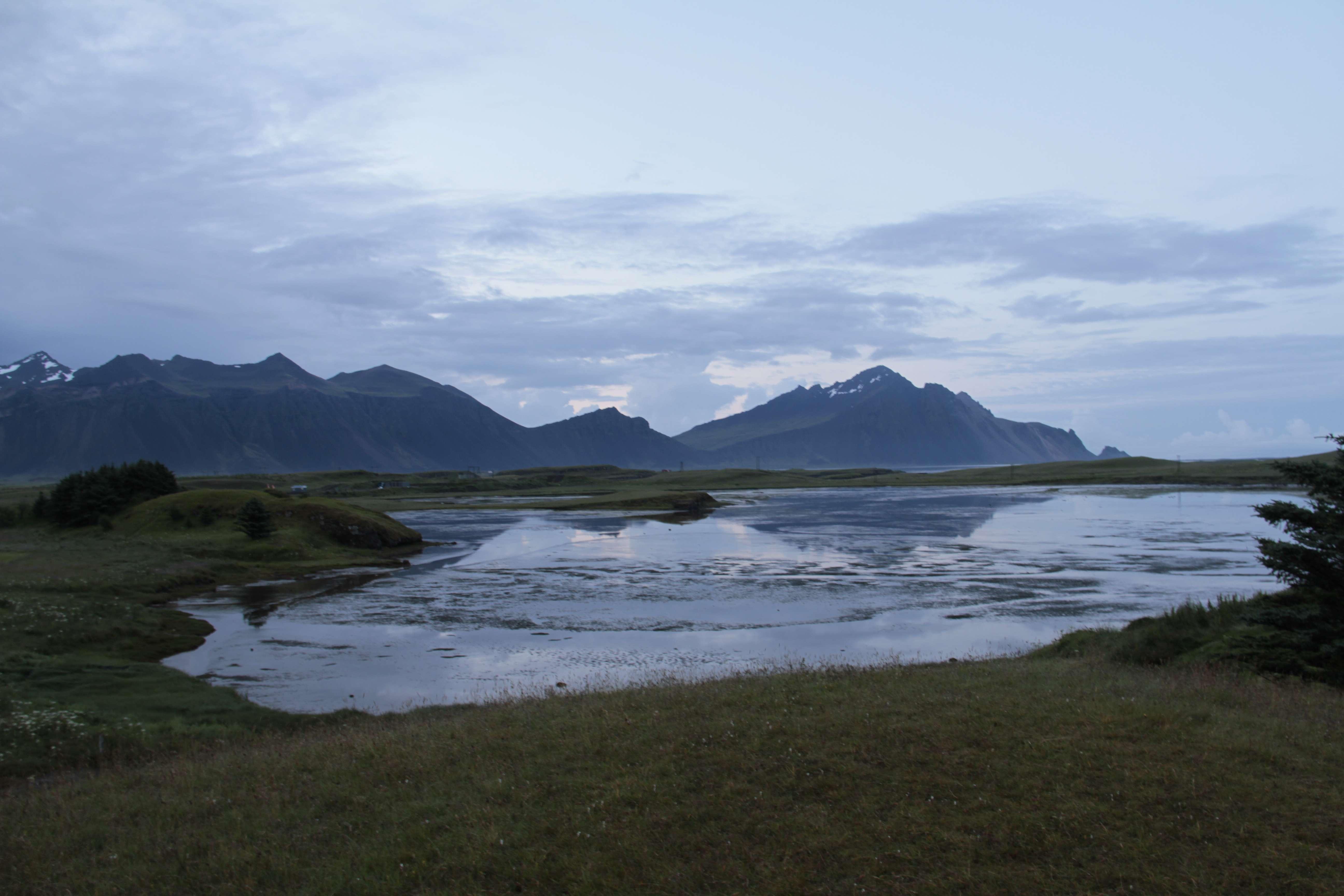 Islande_0402 Hofn 14 juillet