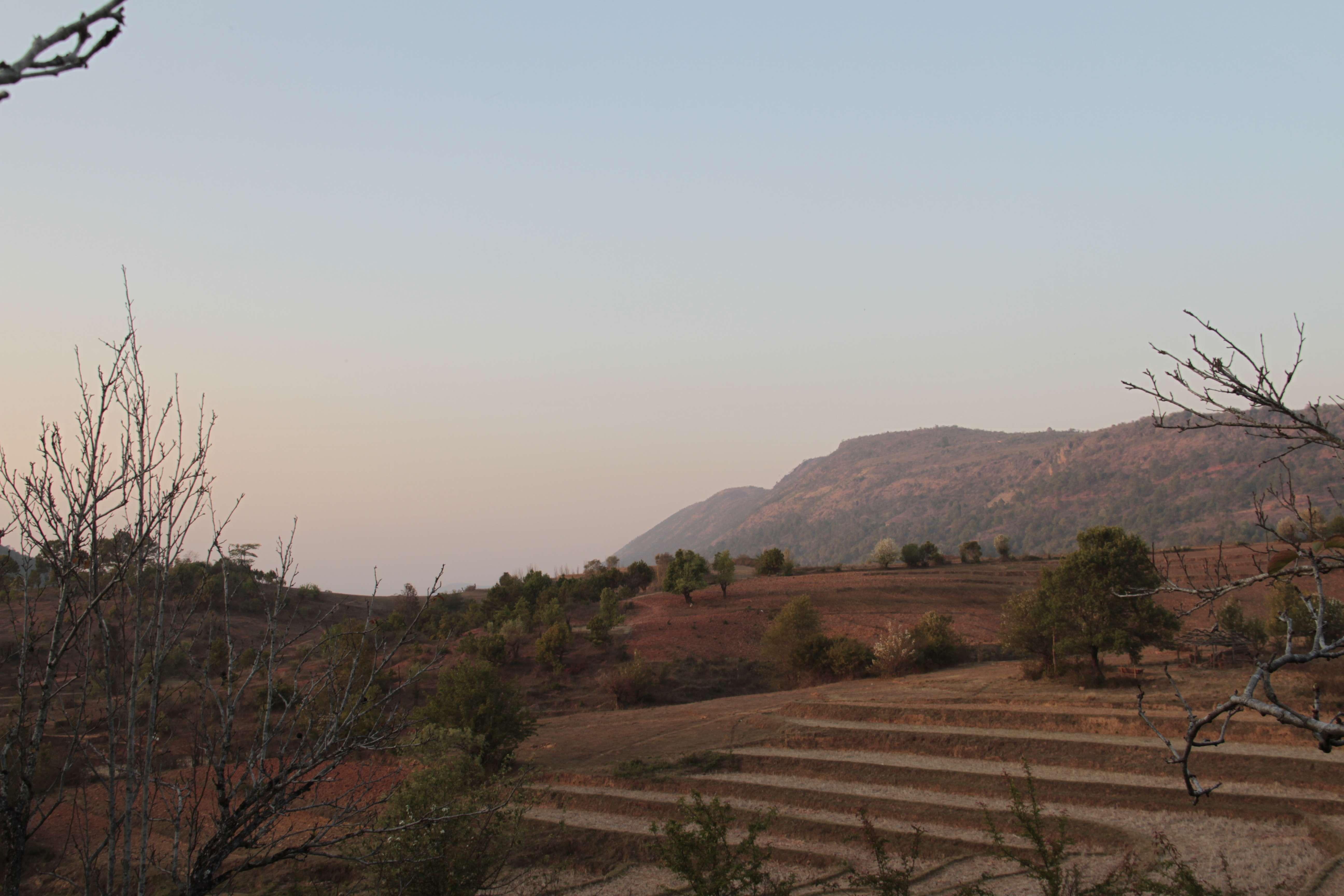 Myanmar fevrier 2019_0649 Trek Kalau Inle jour 1